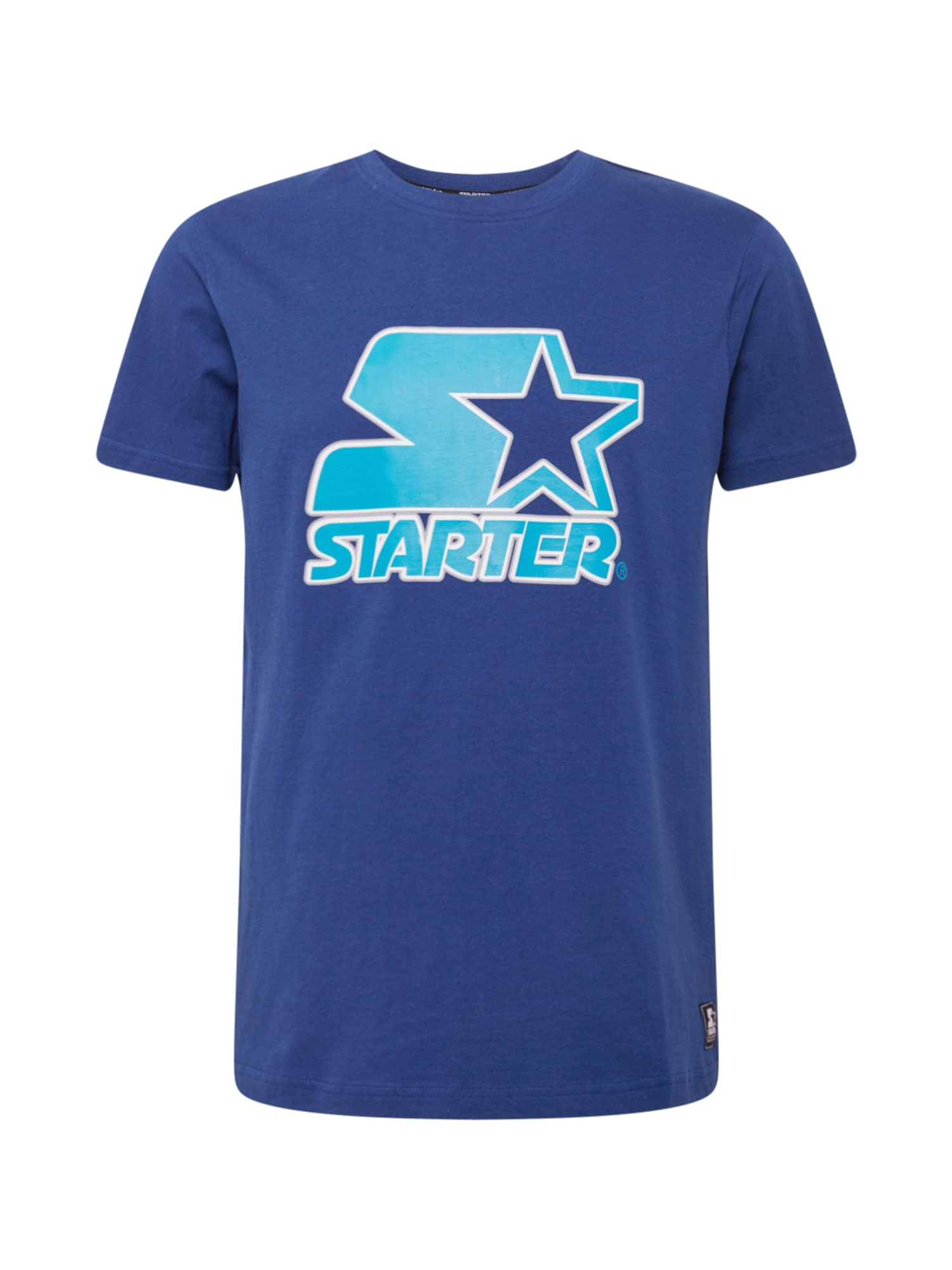 Starter Black Label Marškinėliai mėlyna