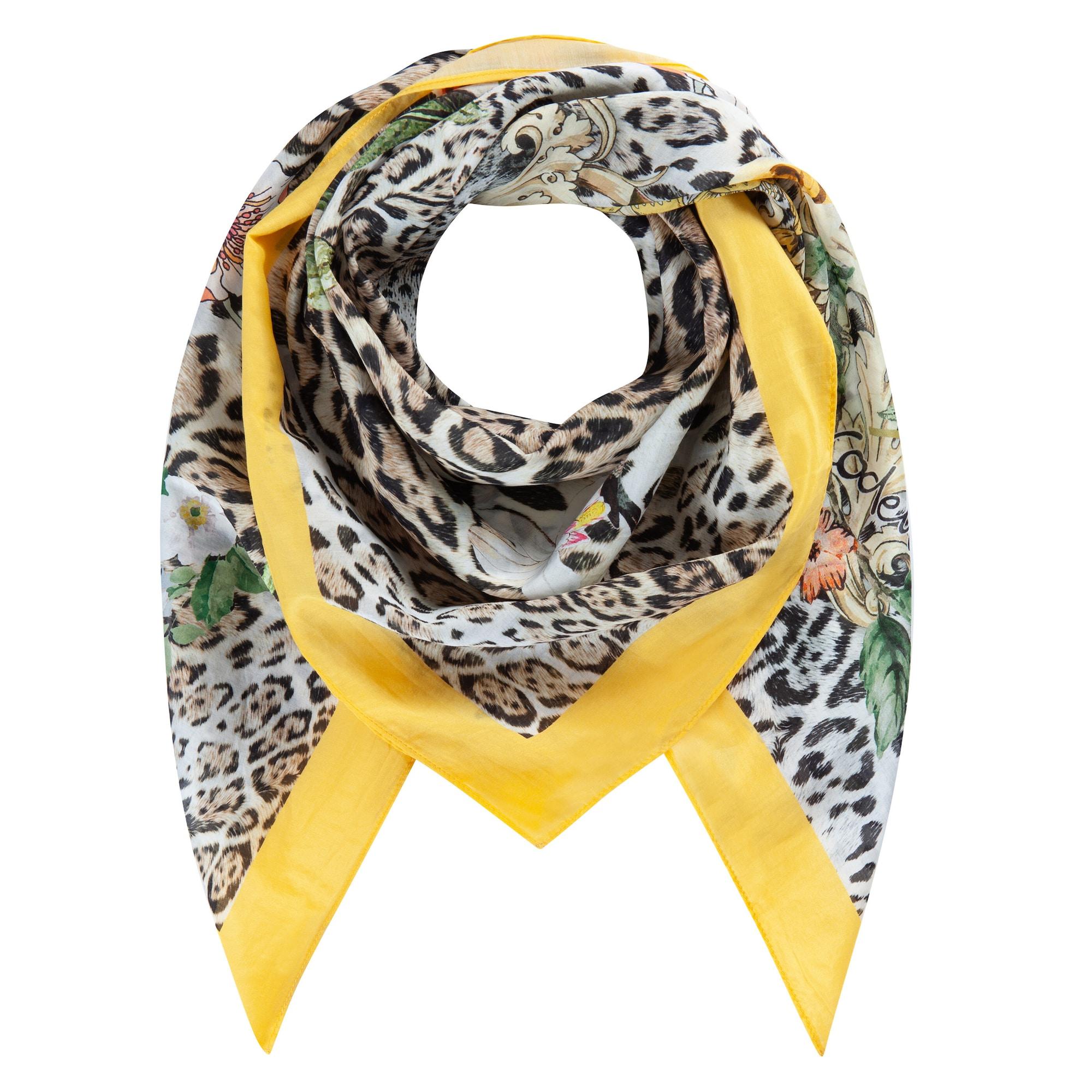 CODELLO Šalikas geltona / mišrios spalvos