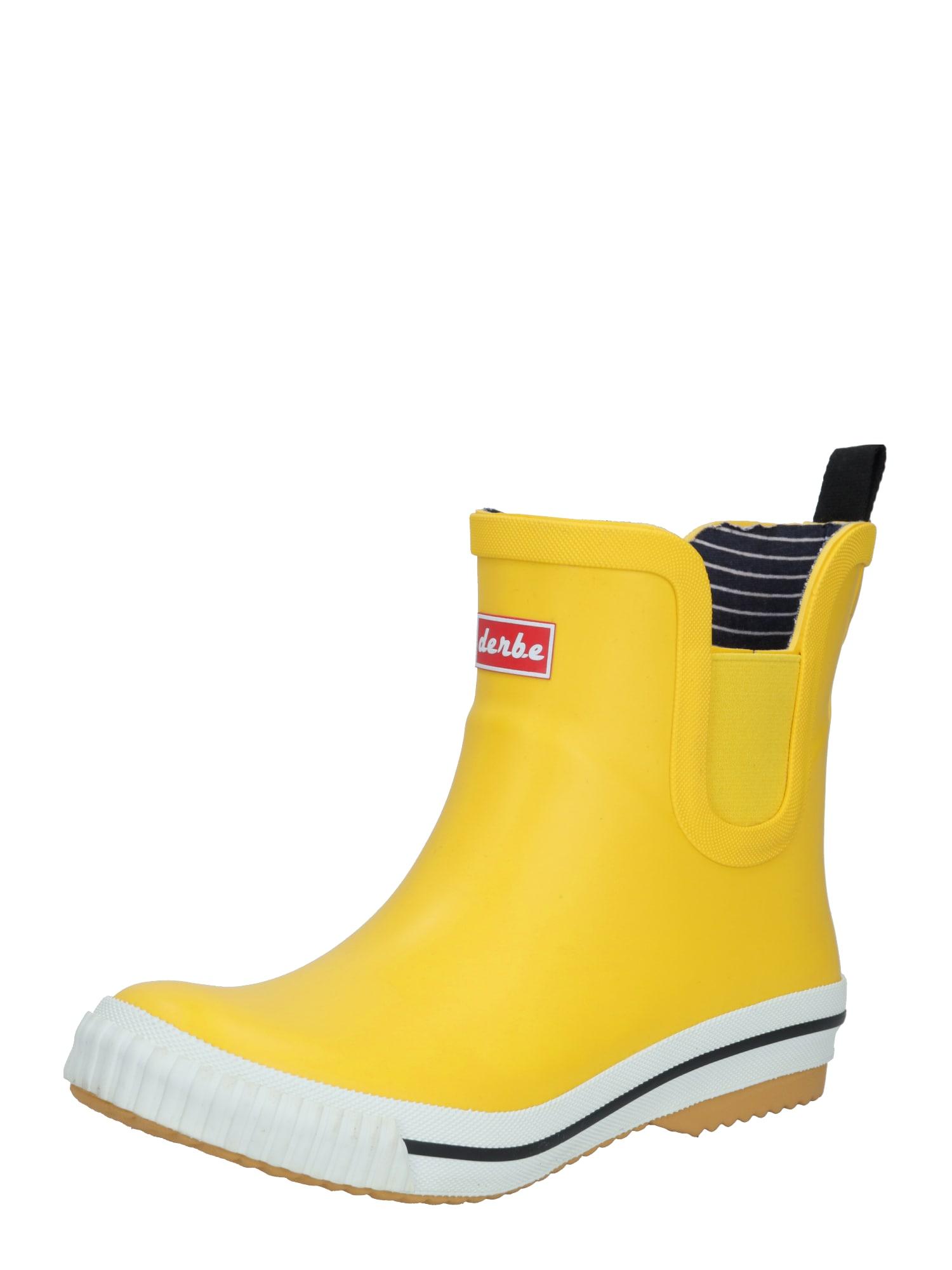 Derbe Guminiai batai
