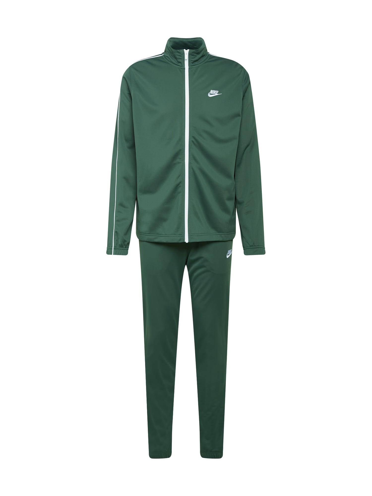 Nike Sportswear Treningas tamsiai žalia