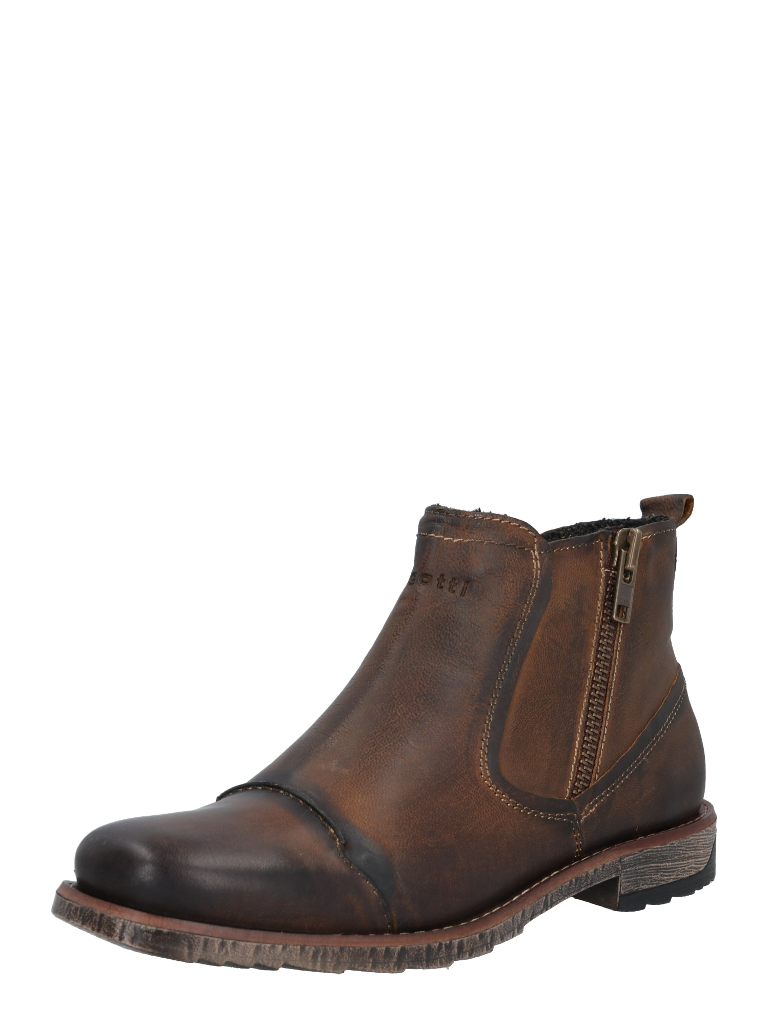 bugatti Auliniai batai ruda