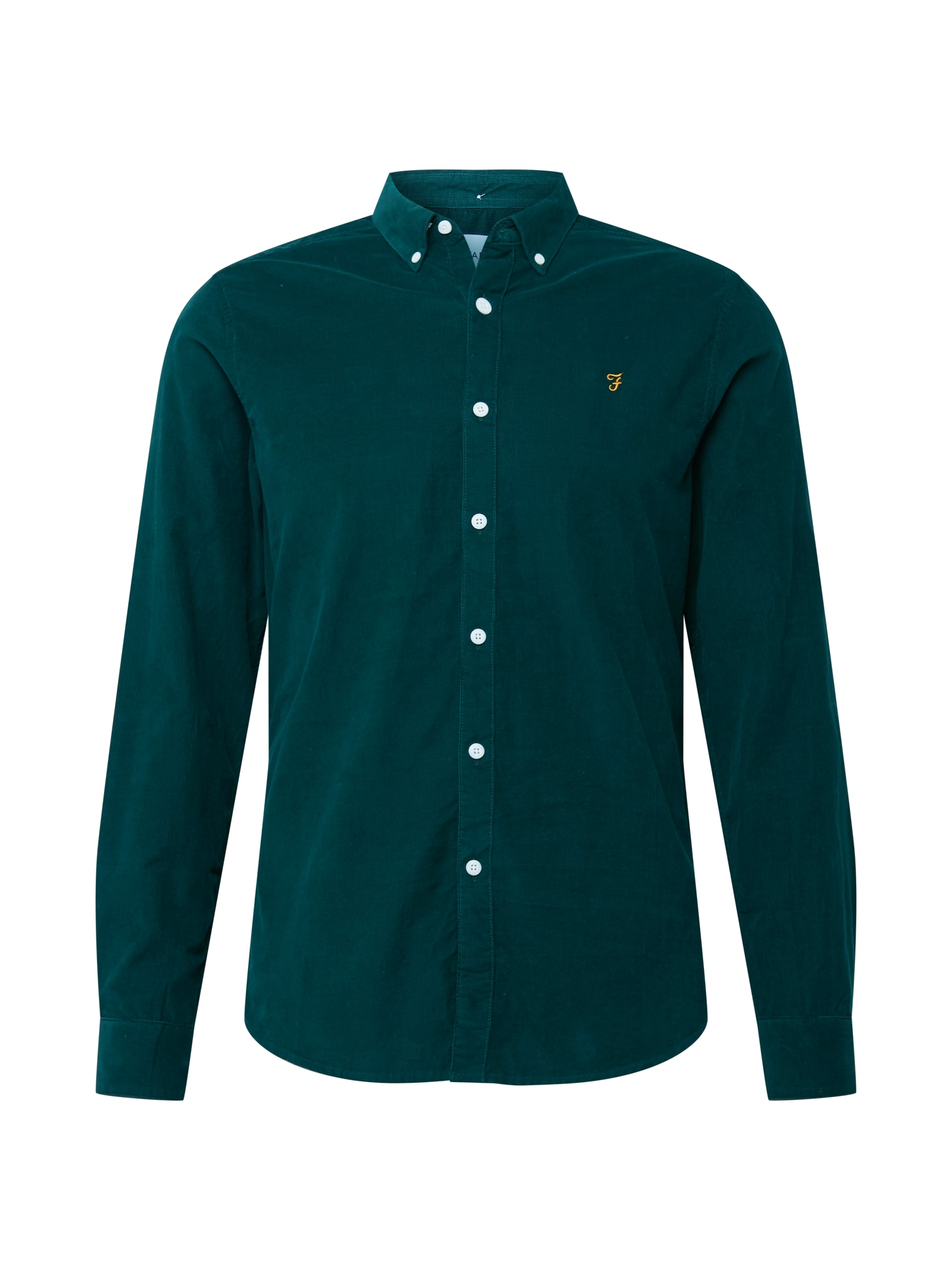 FARAH Košile  smaragdová