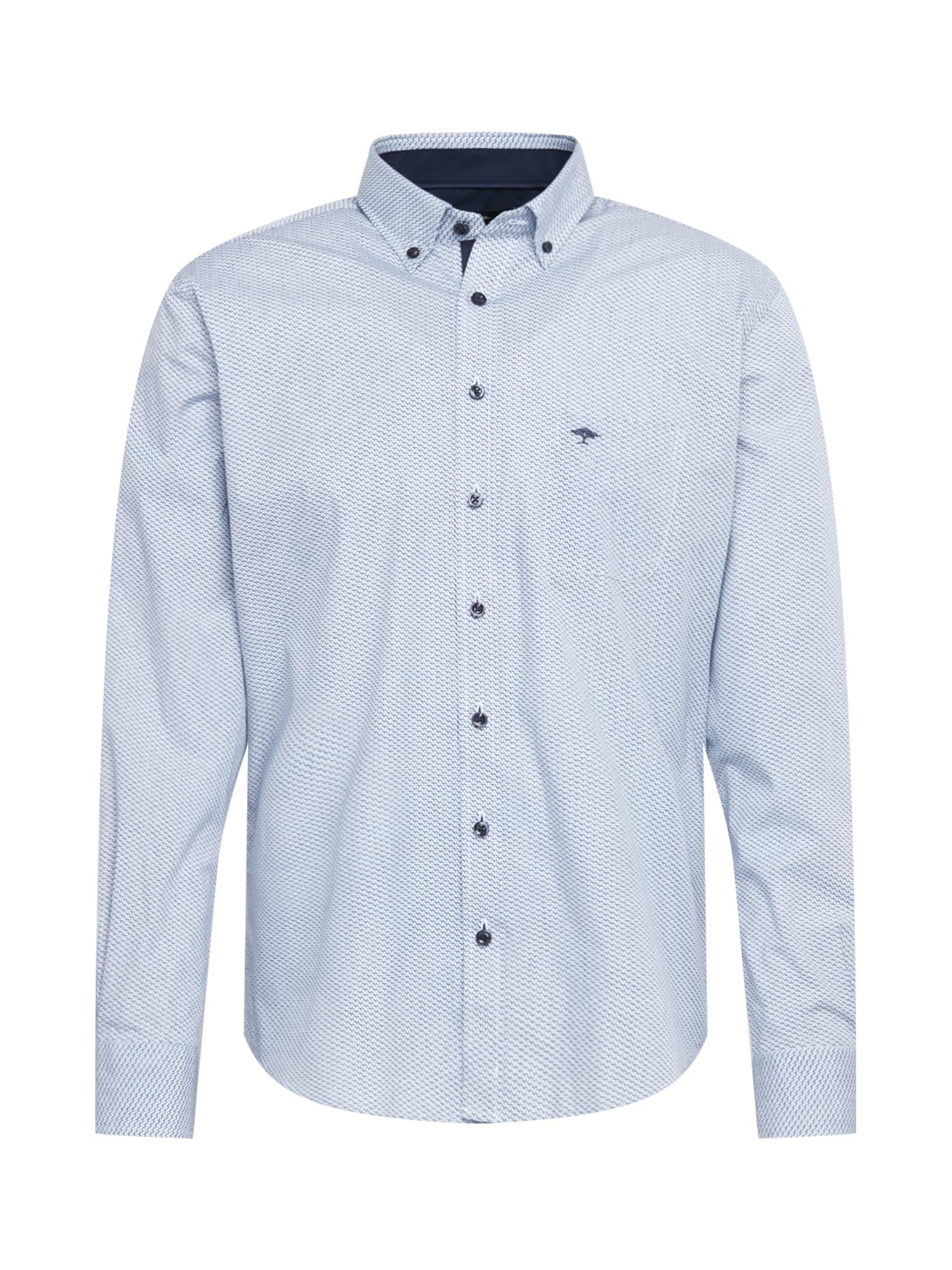 FYNCH-HATTON Marškiniai mėlyna