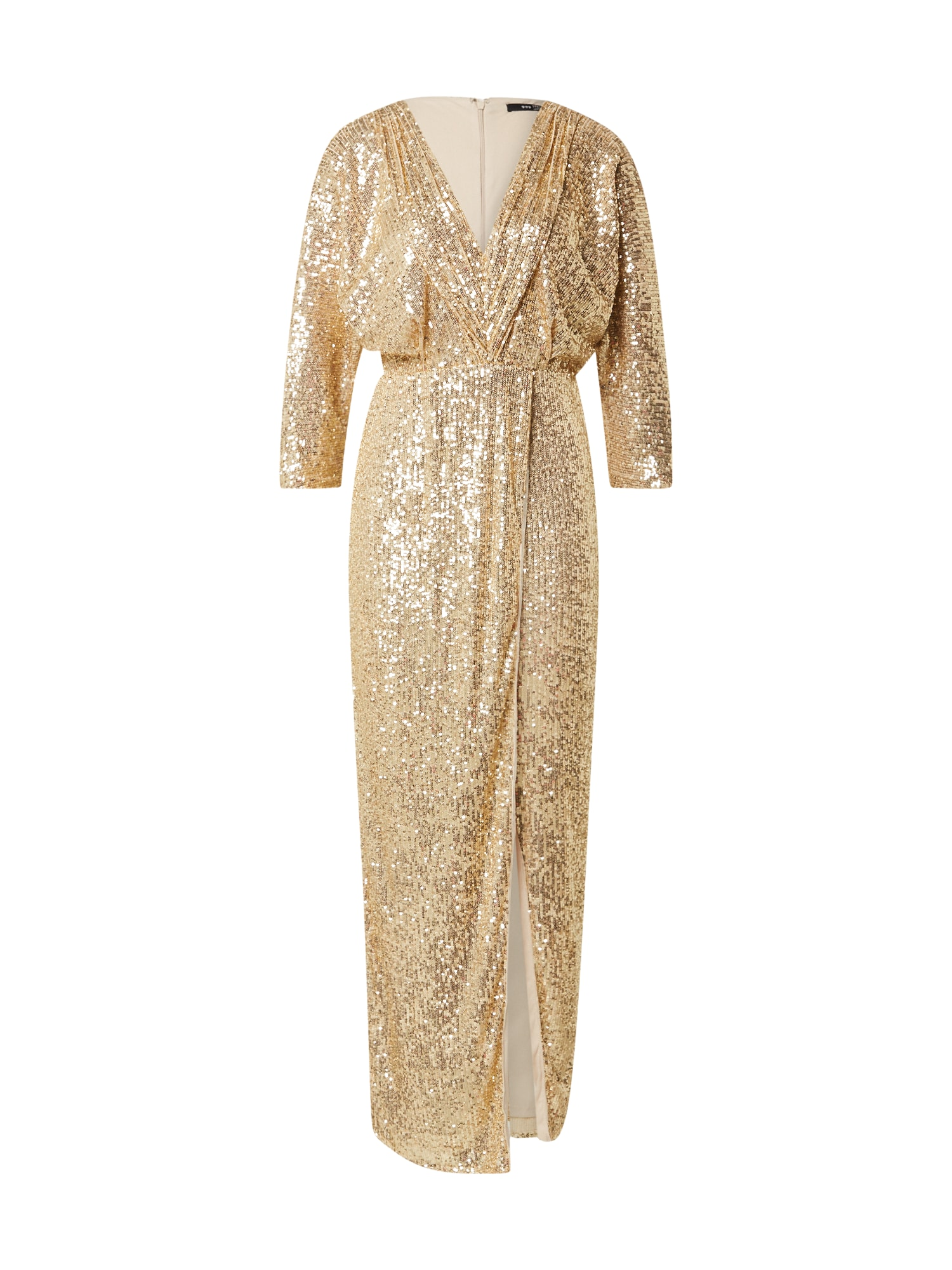 TFNC Společenské šaty 'REEVE'  zlatá