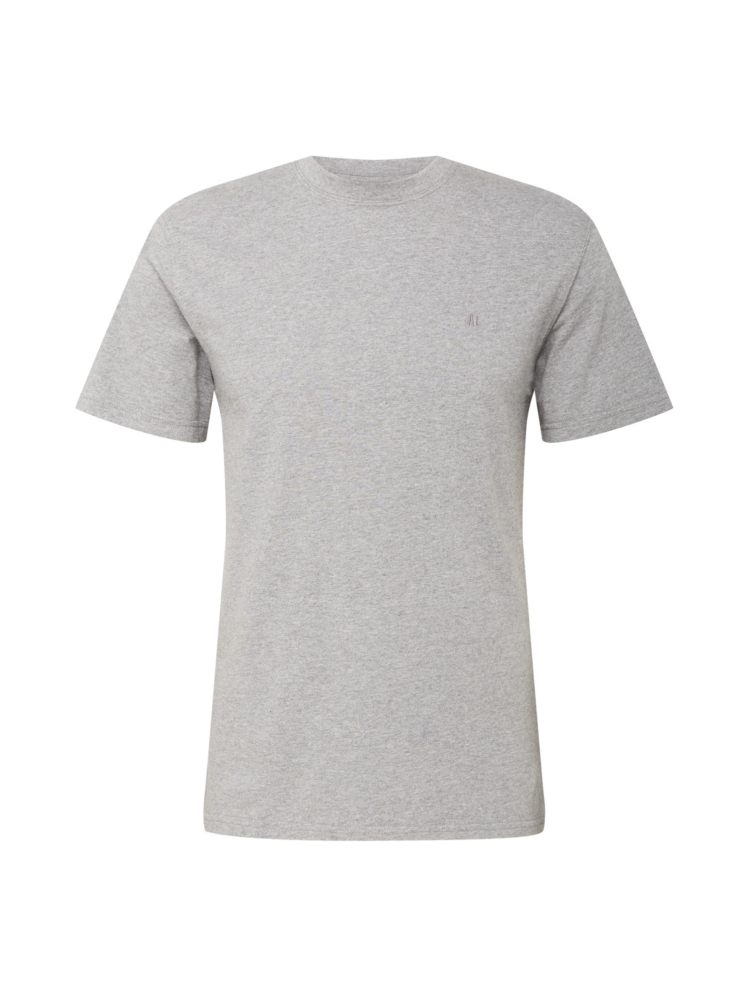 American Eagle Marškinėliai margai pilka