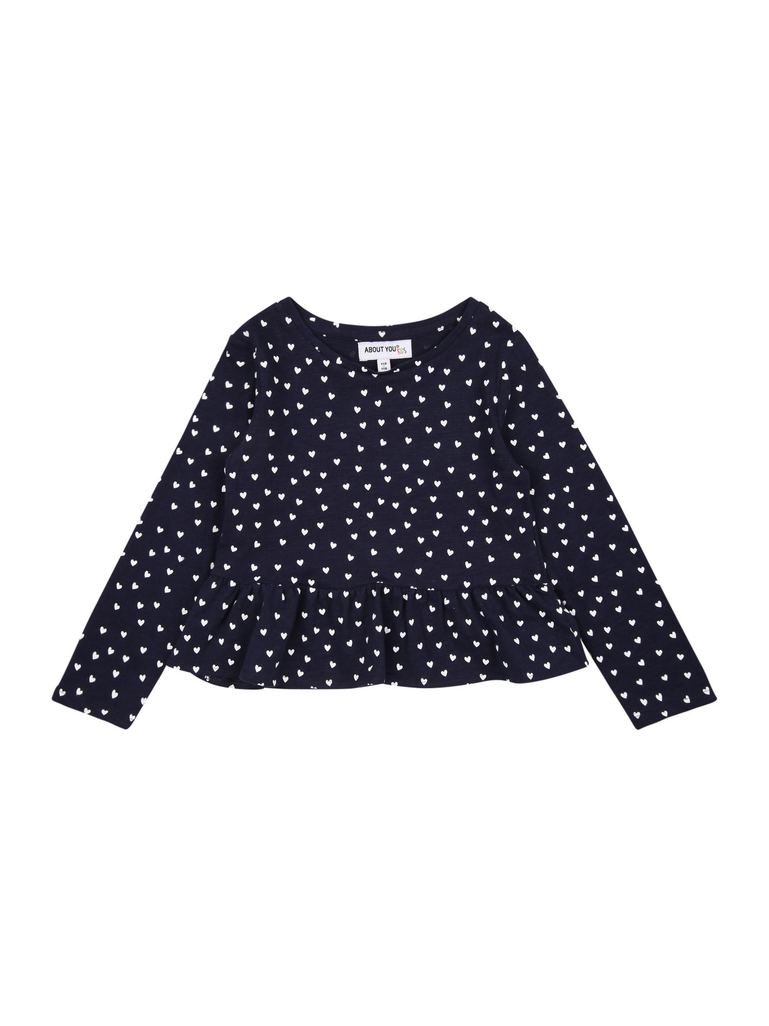ABOUT YOU Marškinėliai 'Nana' tamsiai mėlyna