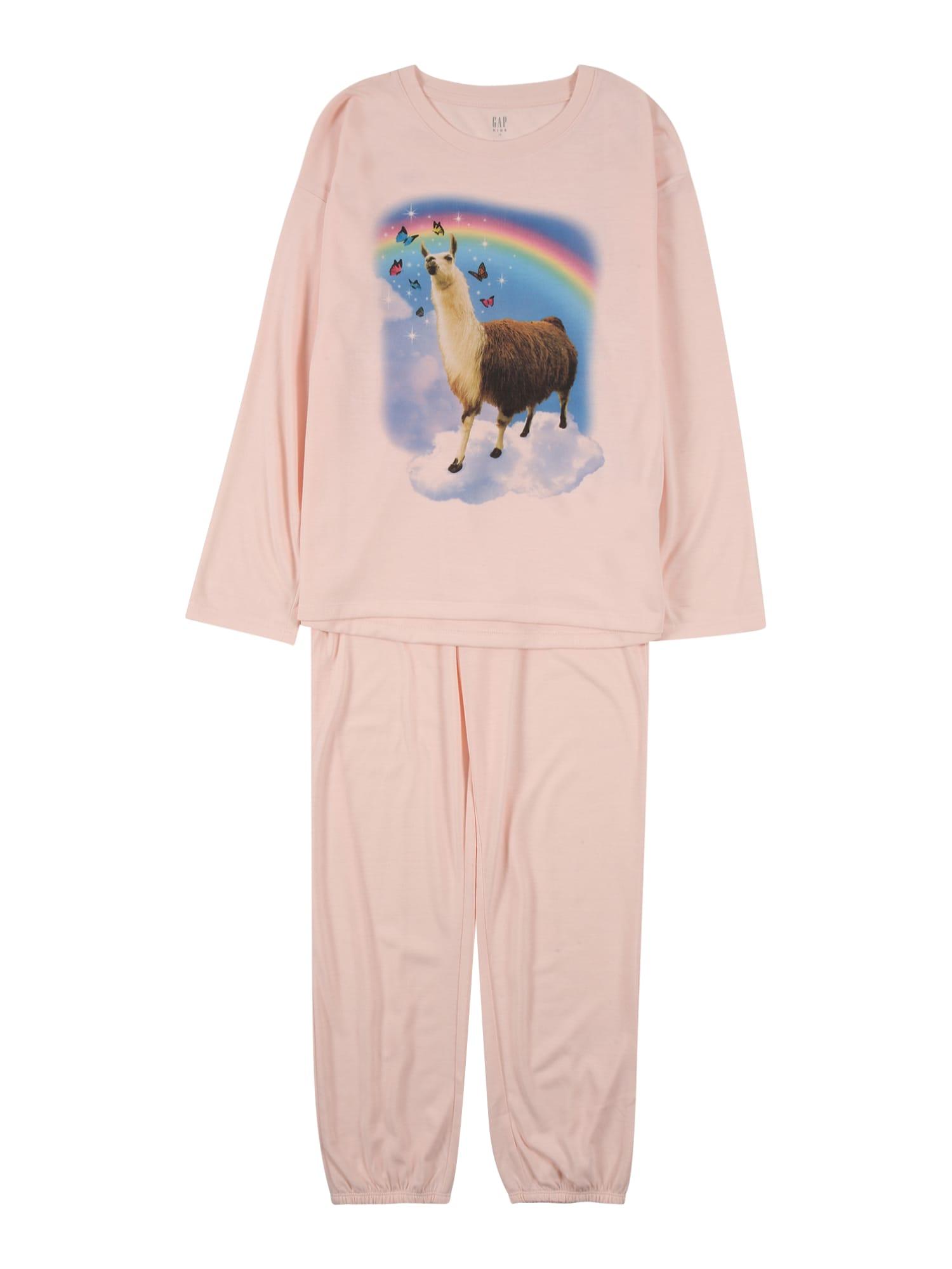 GAP Miego kostiumas rožių spalva / mišrios spalvos