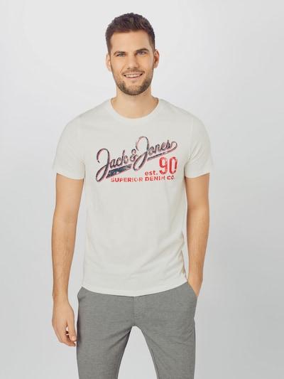 Jack & Jones Essentials Logo-T-Shirt mit Rundhalsausschnitt