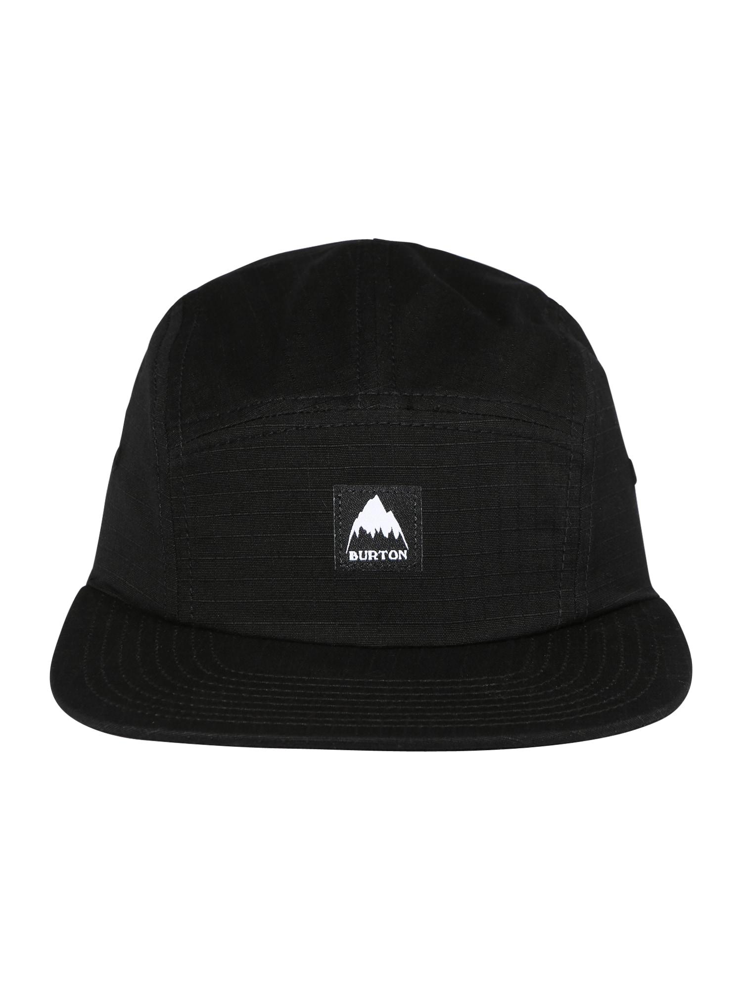 BURTON Sportinė kepurė juoda