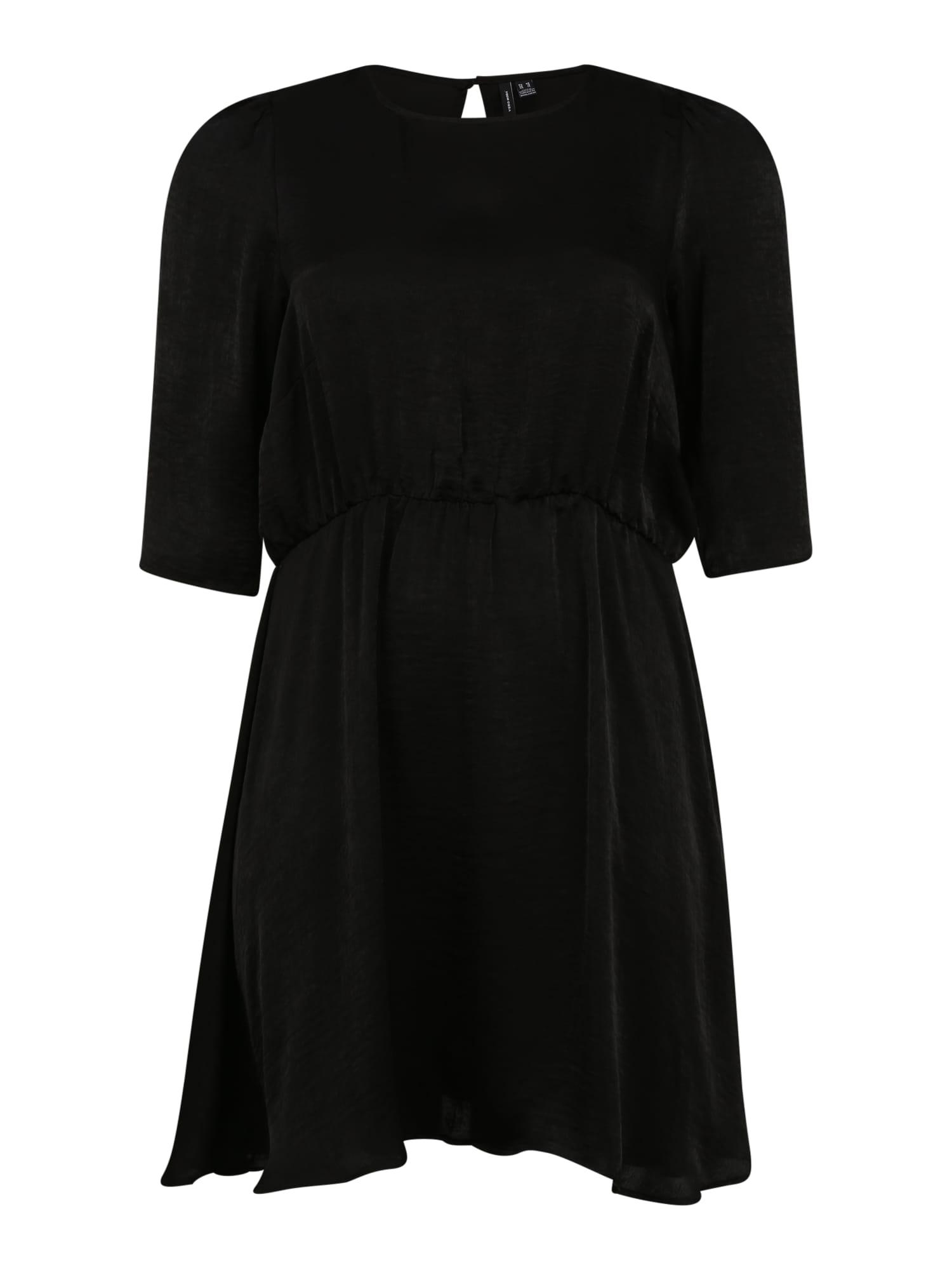Vero Moda Curve Šaty 'VMJENICE'  černá