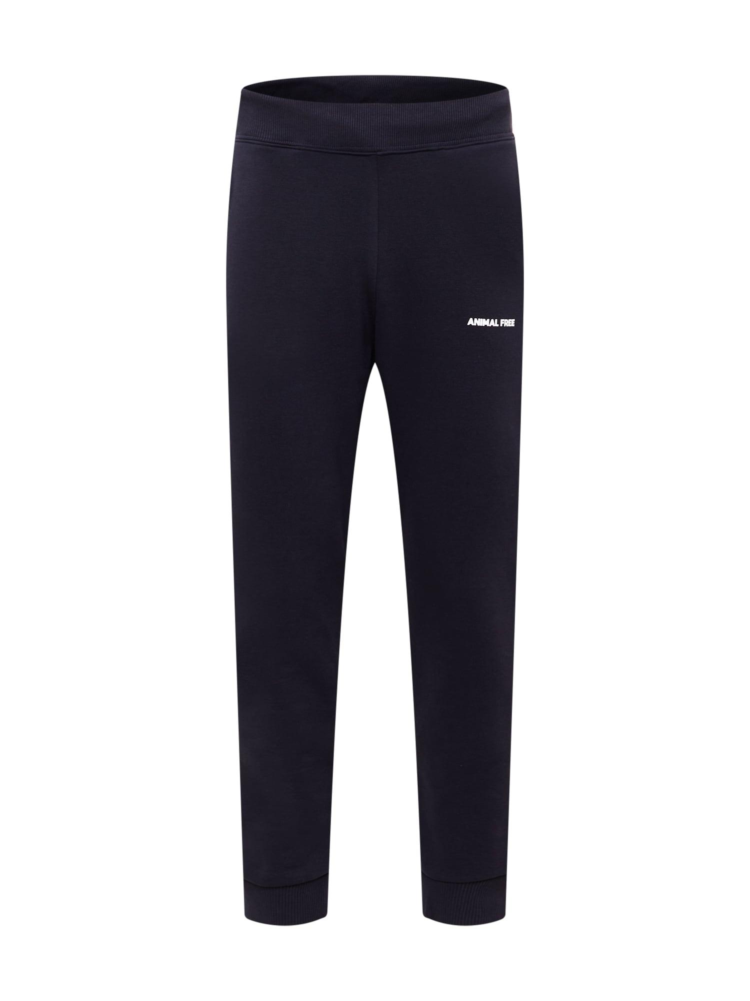 SAVE THE DUCK Kalhoty  námořnická modř / bílá