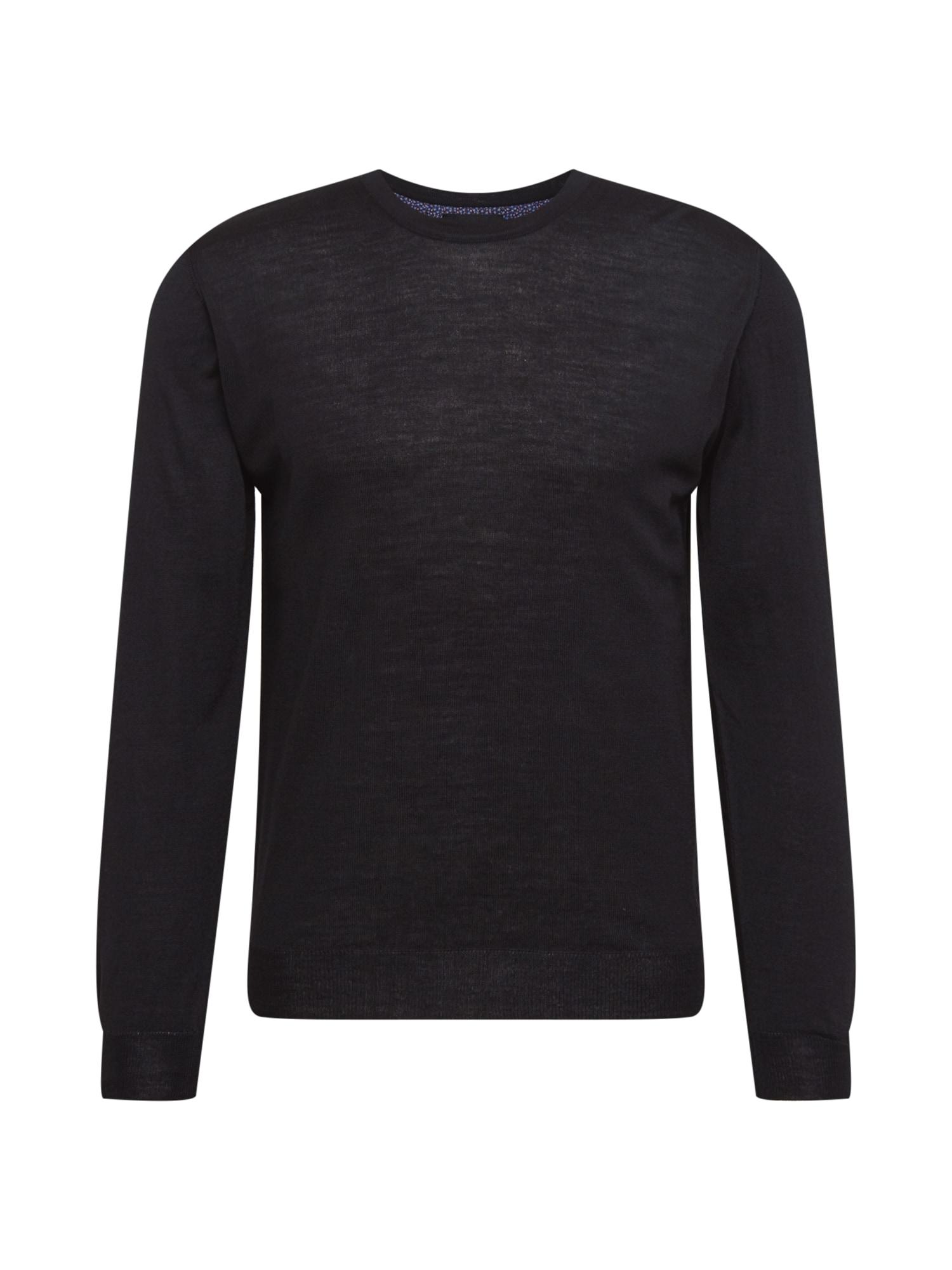 SAND COPENHAGEN Megztinis juoda