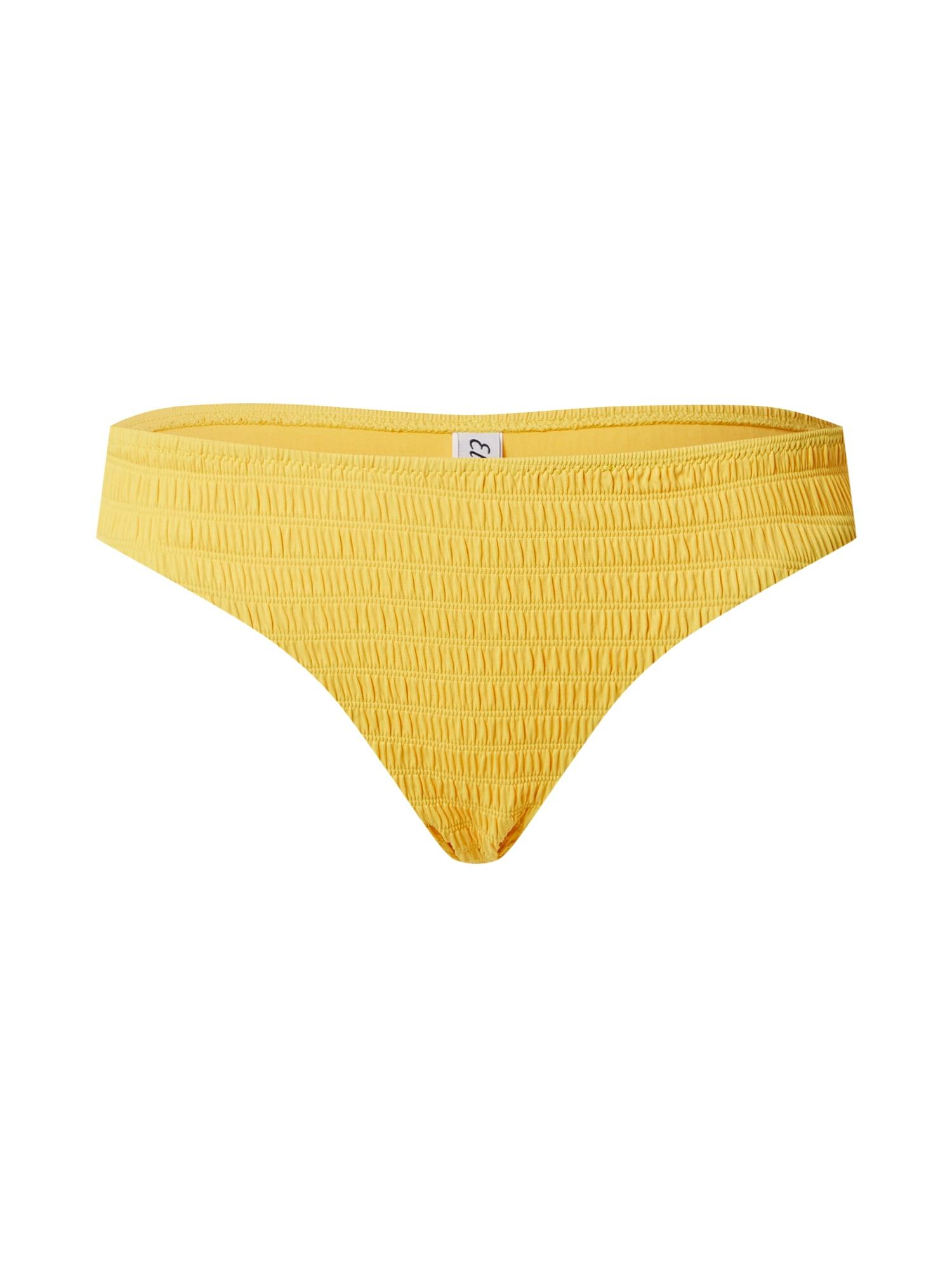 ETAM Bikinové nohavičky 'LEMON'  žltá