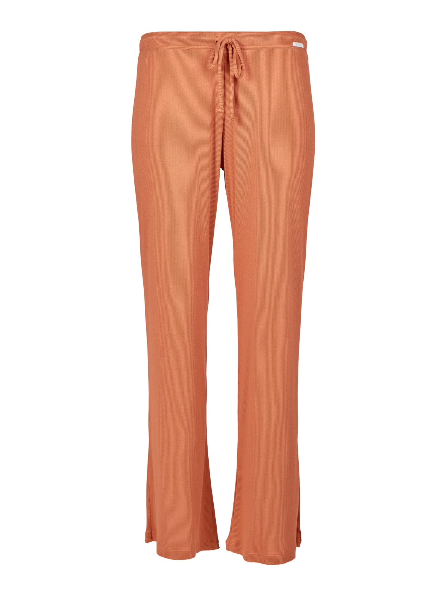 Skiny Pyžamové kalhoty  tmavě oranžová