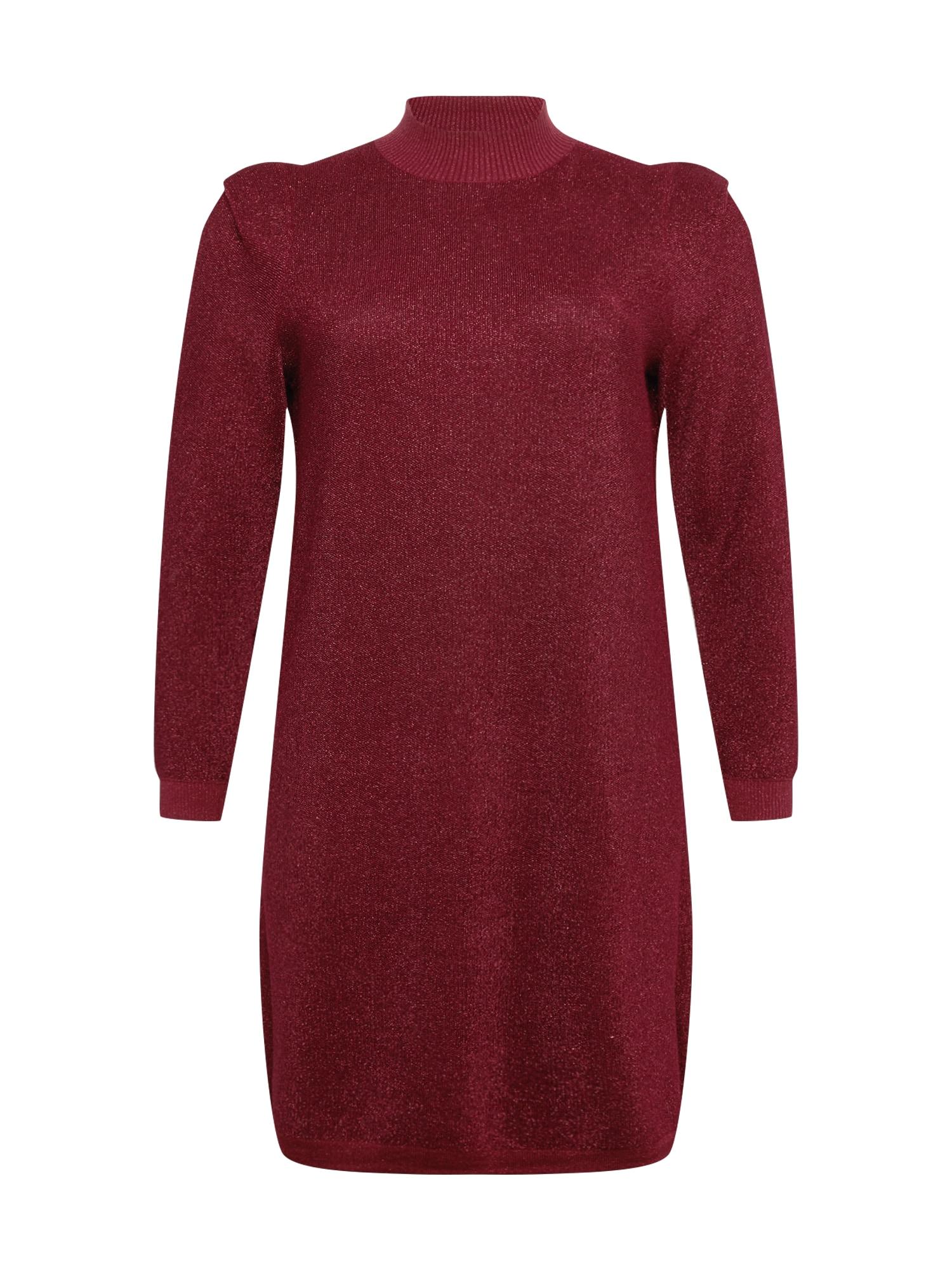 Vero Moda Curve Megzta suknelė