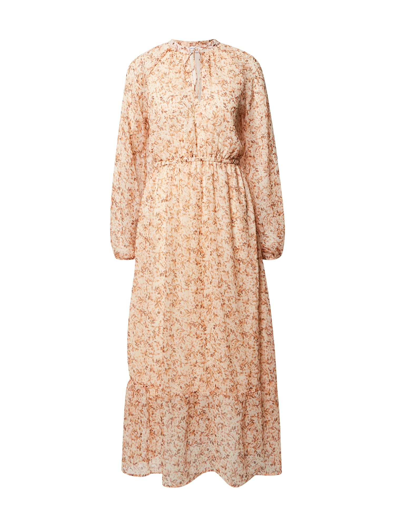 Cotton On Šaty 'Michelle'  hnědá / béžová