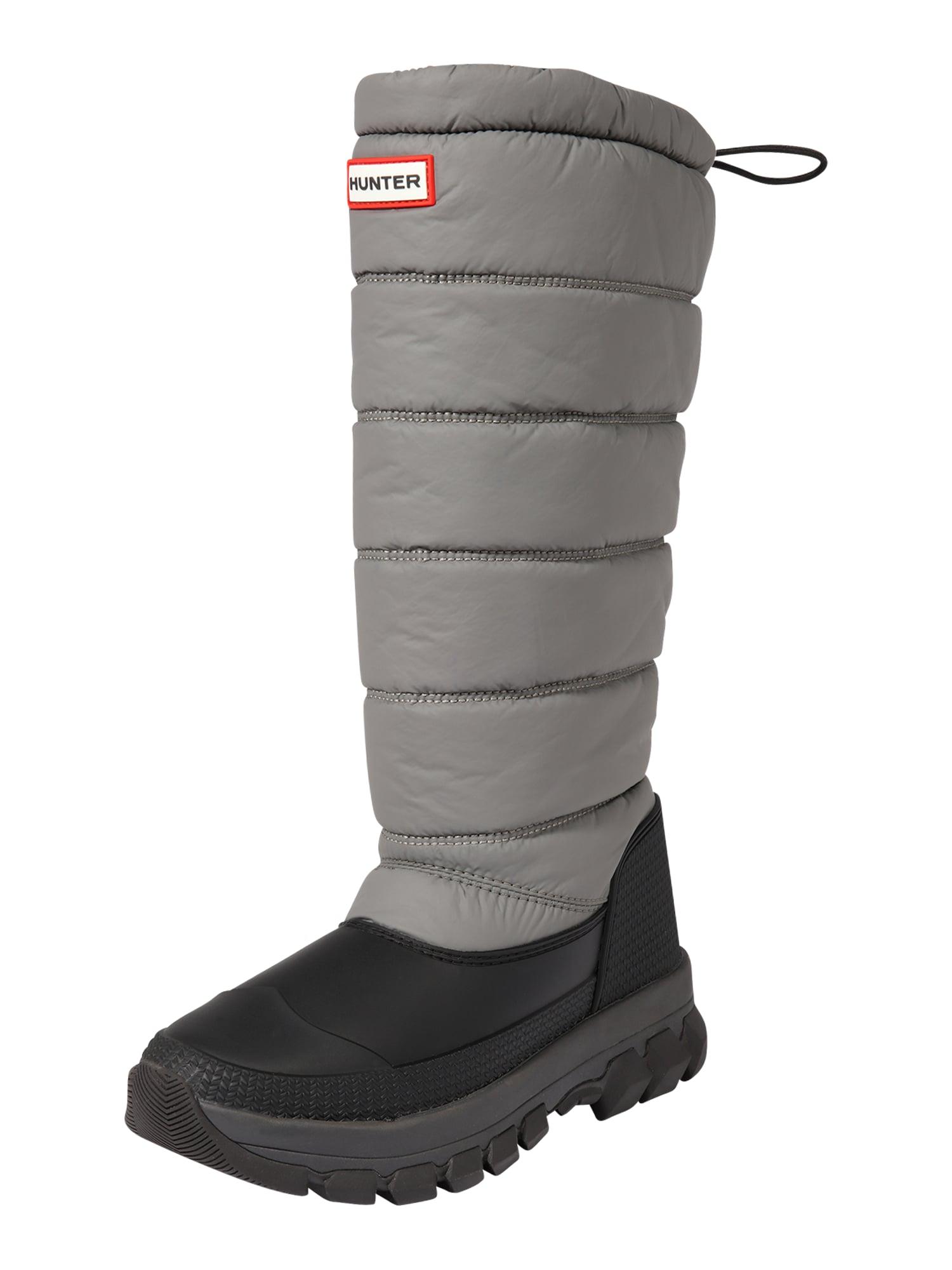 HUNTER Sniego batai juoda / pilka