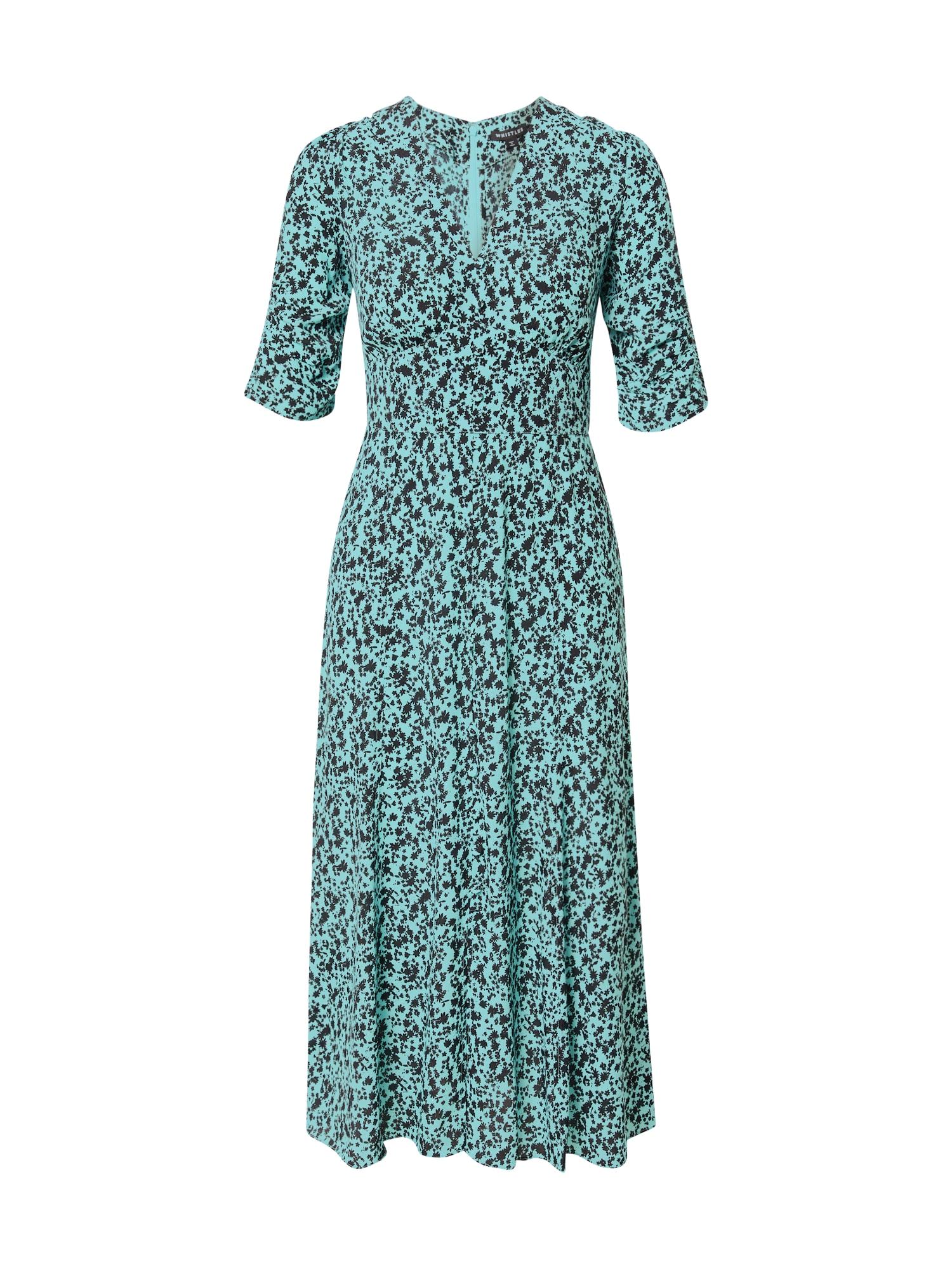 Whistles Palaidinės tipo suknelė nakties mėlyna / turkio spalva