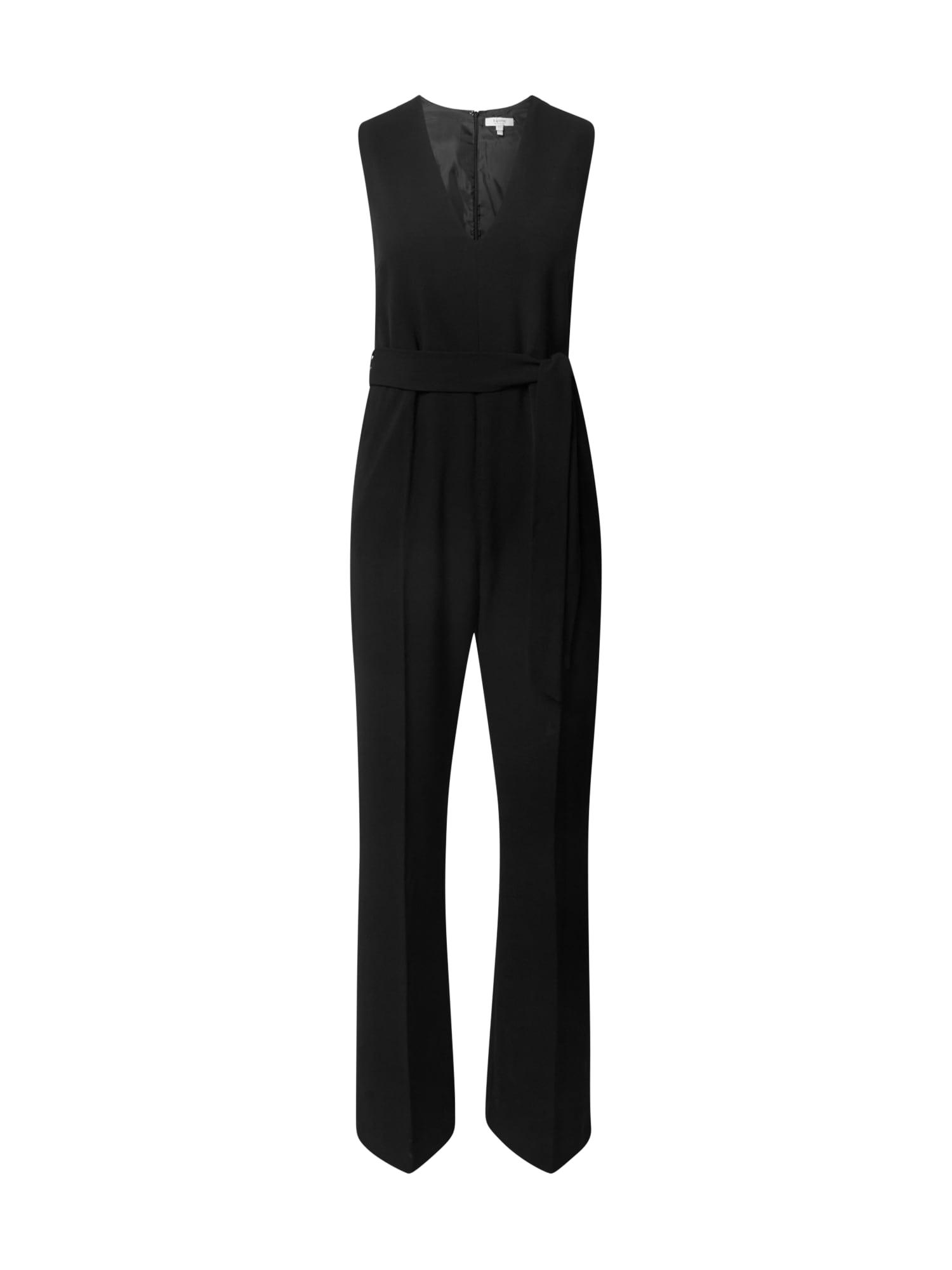 b.young Kombinezono tipo kostiumas juoda