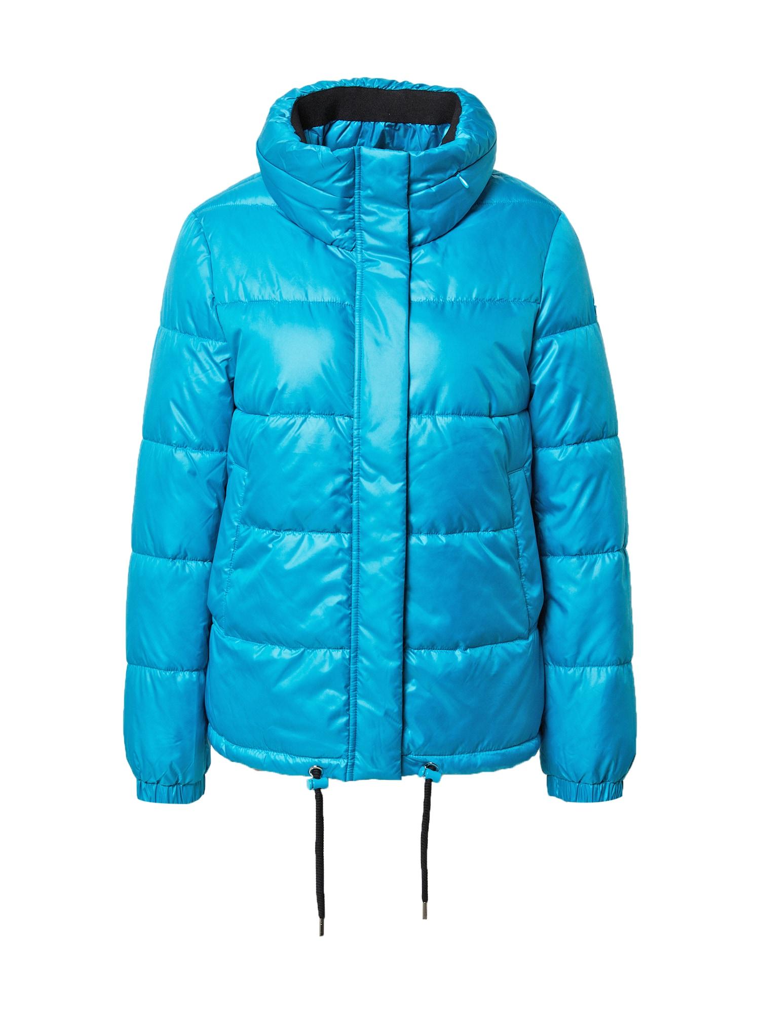 TAIFUN Žieminė striukė neoninė mėlyna
