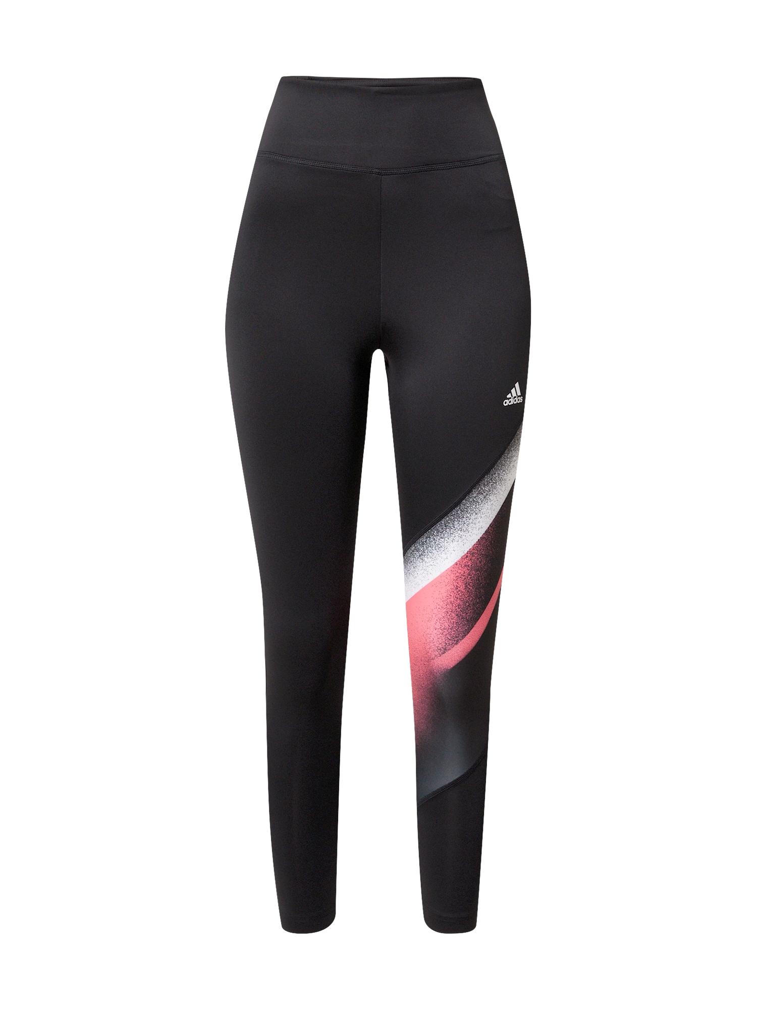 ADIDAS PERFORMANCE Sportovní kalhoty 'Unleash Confidence'  černá