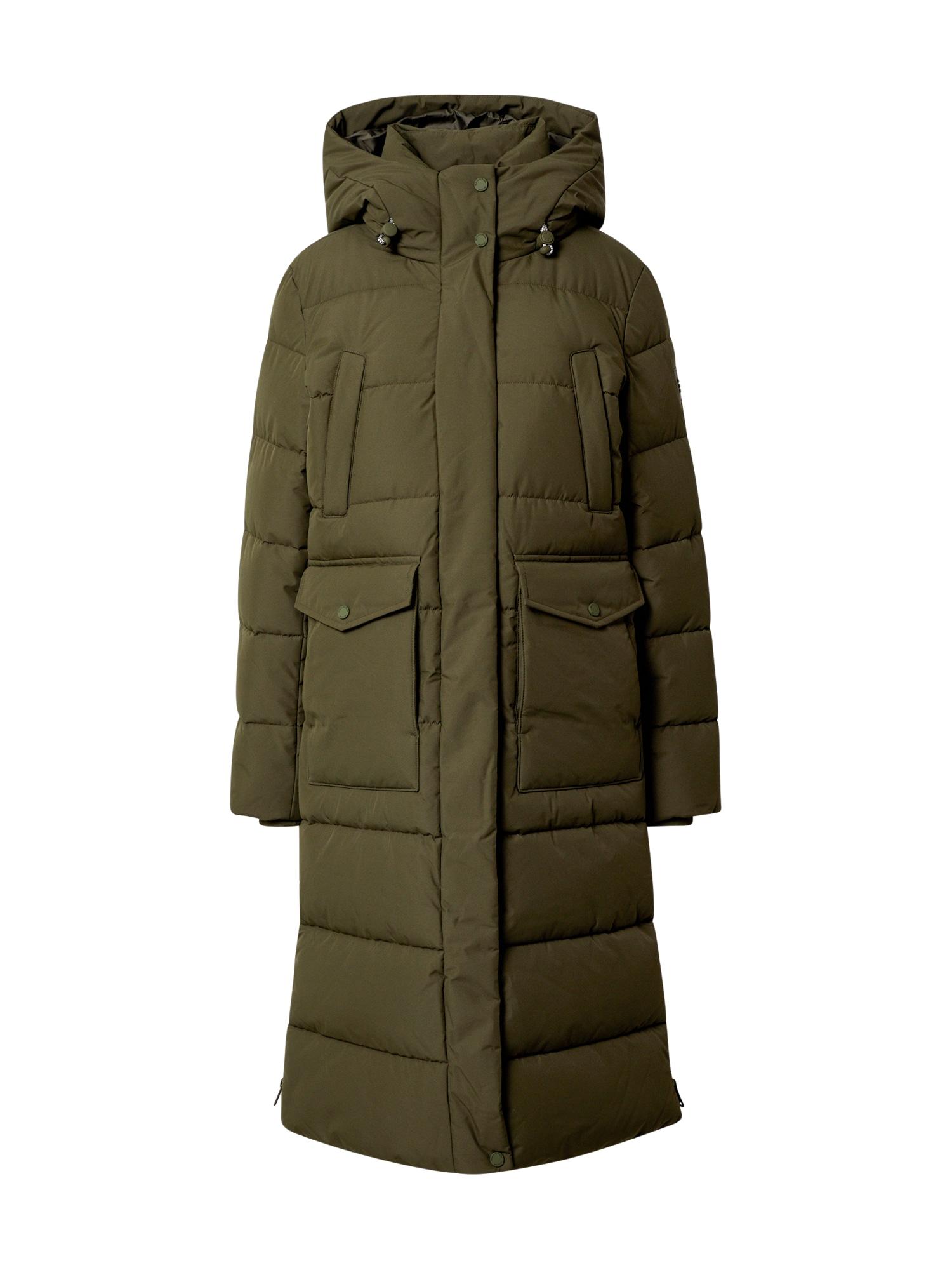 Marc O'Polo DENIM Přechodný kabát 'Arctic'  olivová