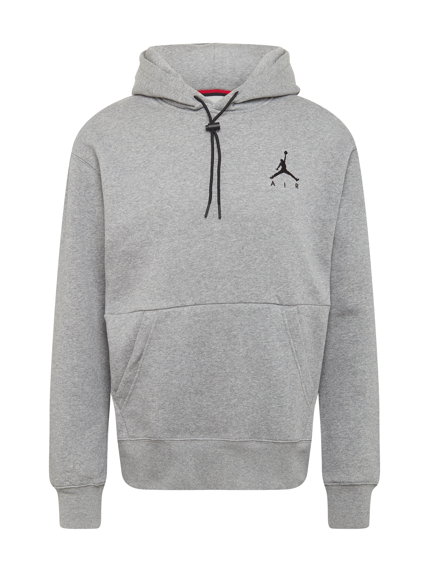 Jordan Megztinis be užsegimo margai pilka