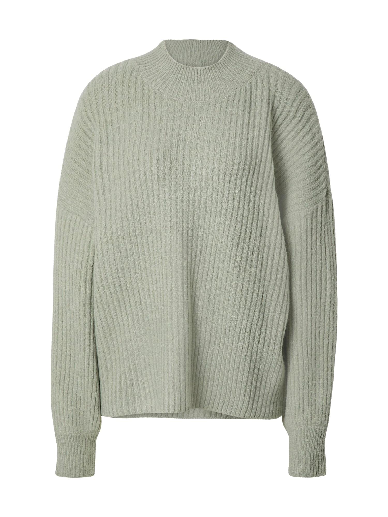 24COLOURS Megztinis pastelinė žalia