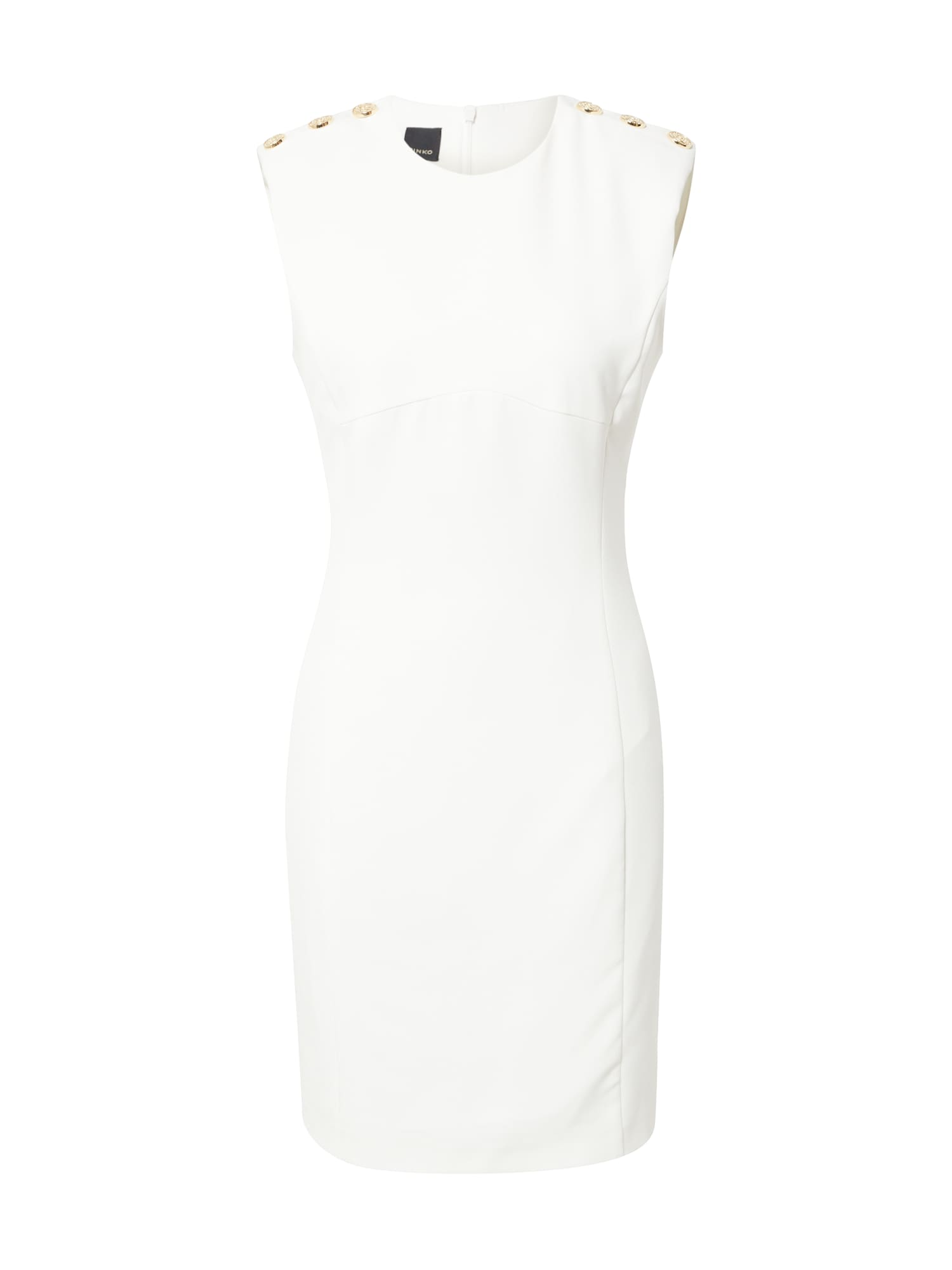 PINKO Suknelė balta