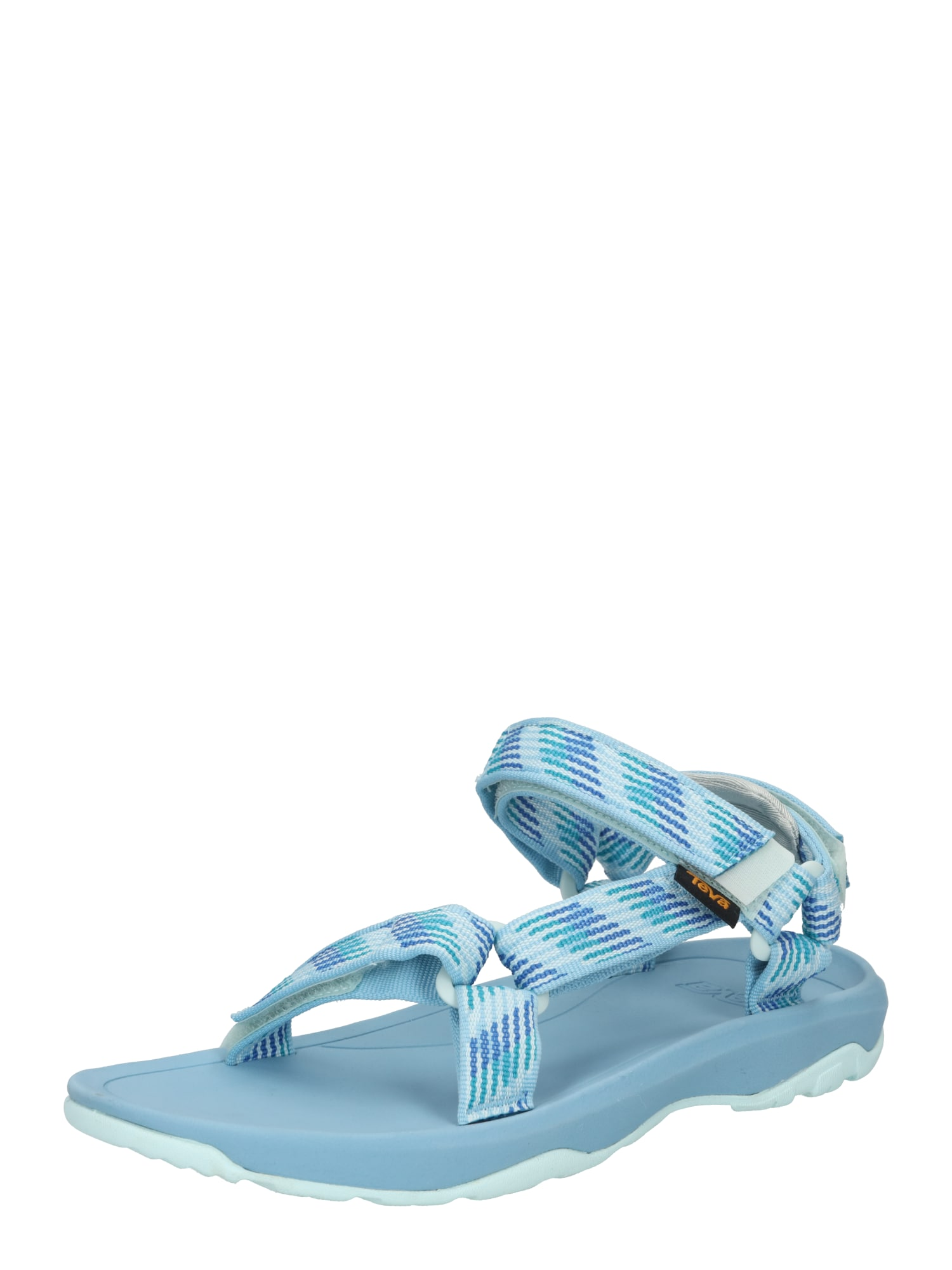 TEVA Atviri batai šviesiai mėlyna / mėlyna