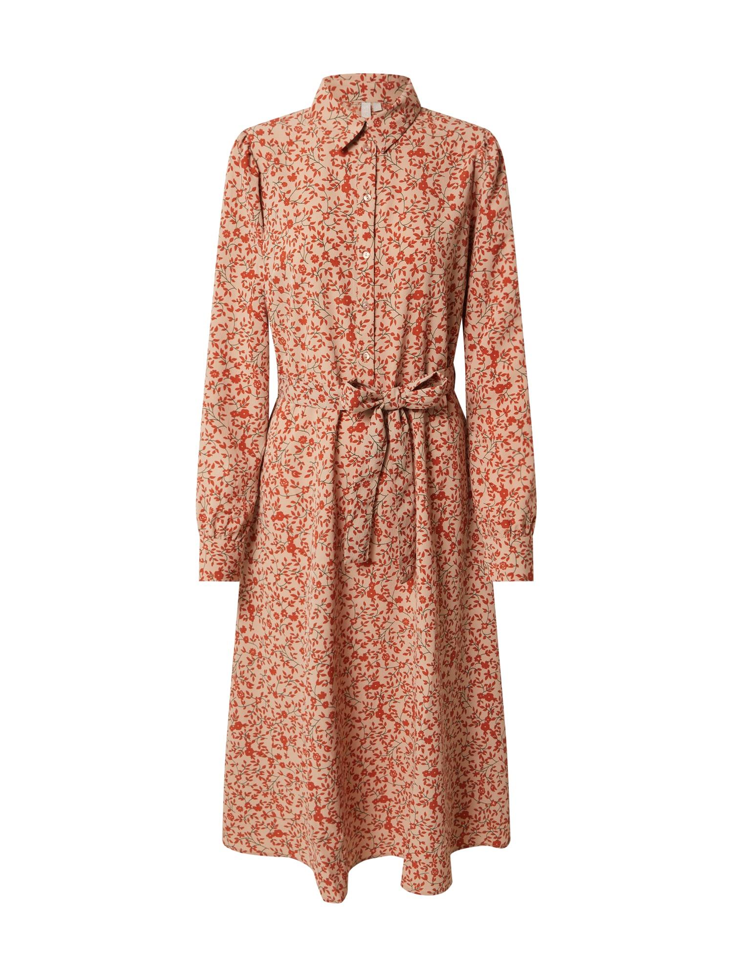 Pieces (Tall) Palaidinės tipo suknelė oranžinė / šviesiai oranžinė
