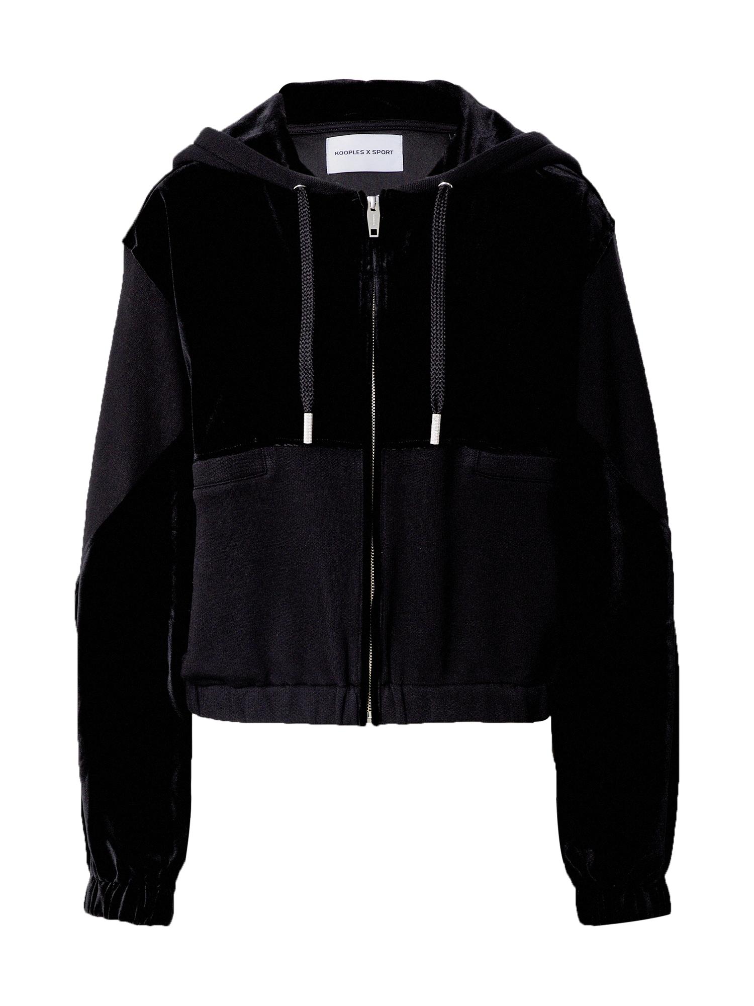 The Kooples Džemperis juoda