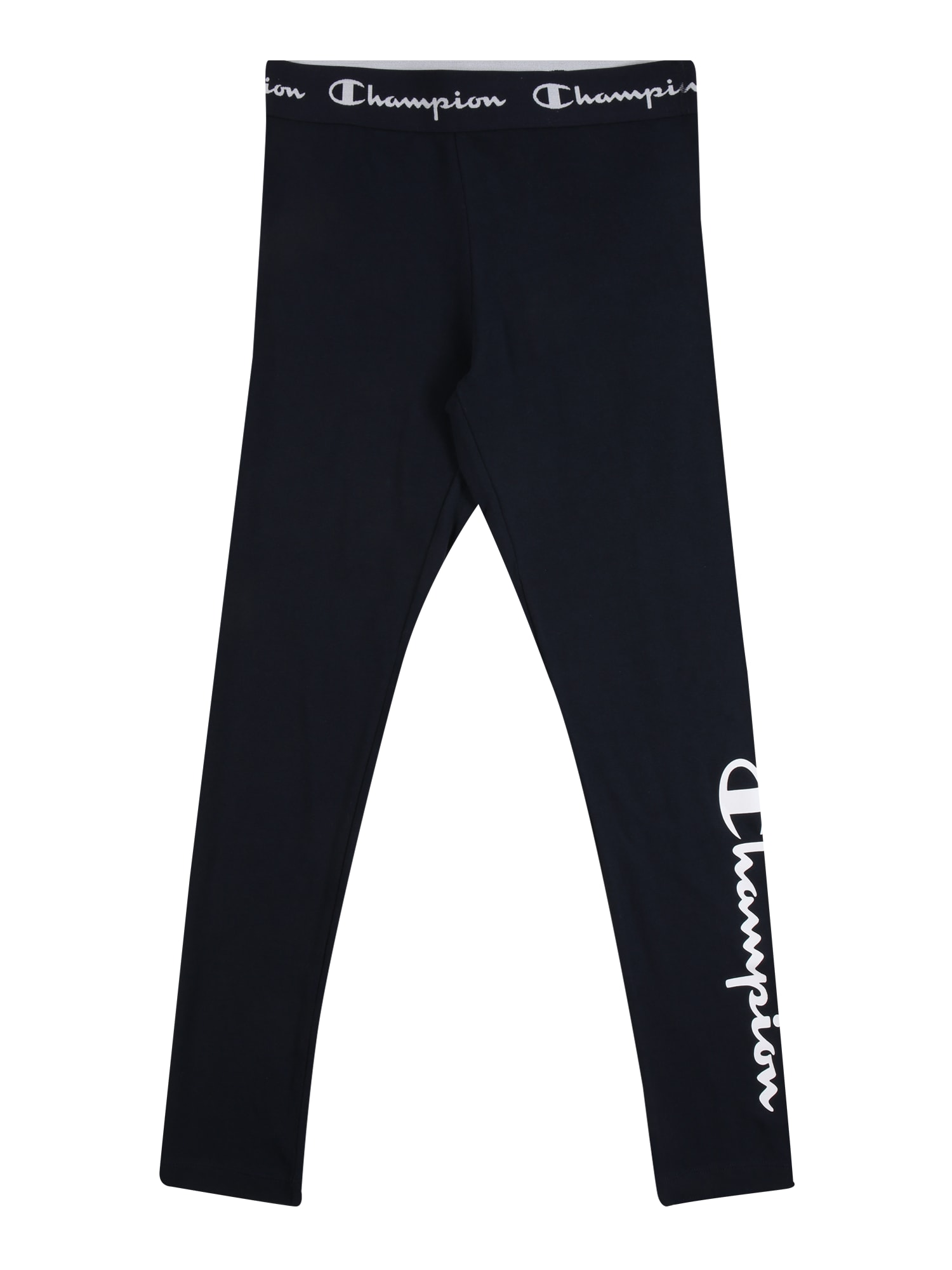 Champion Authentic Athletic Apparel Tamprės tamsiai mėlyna / balta