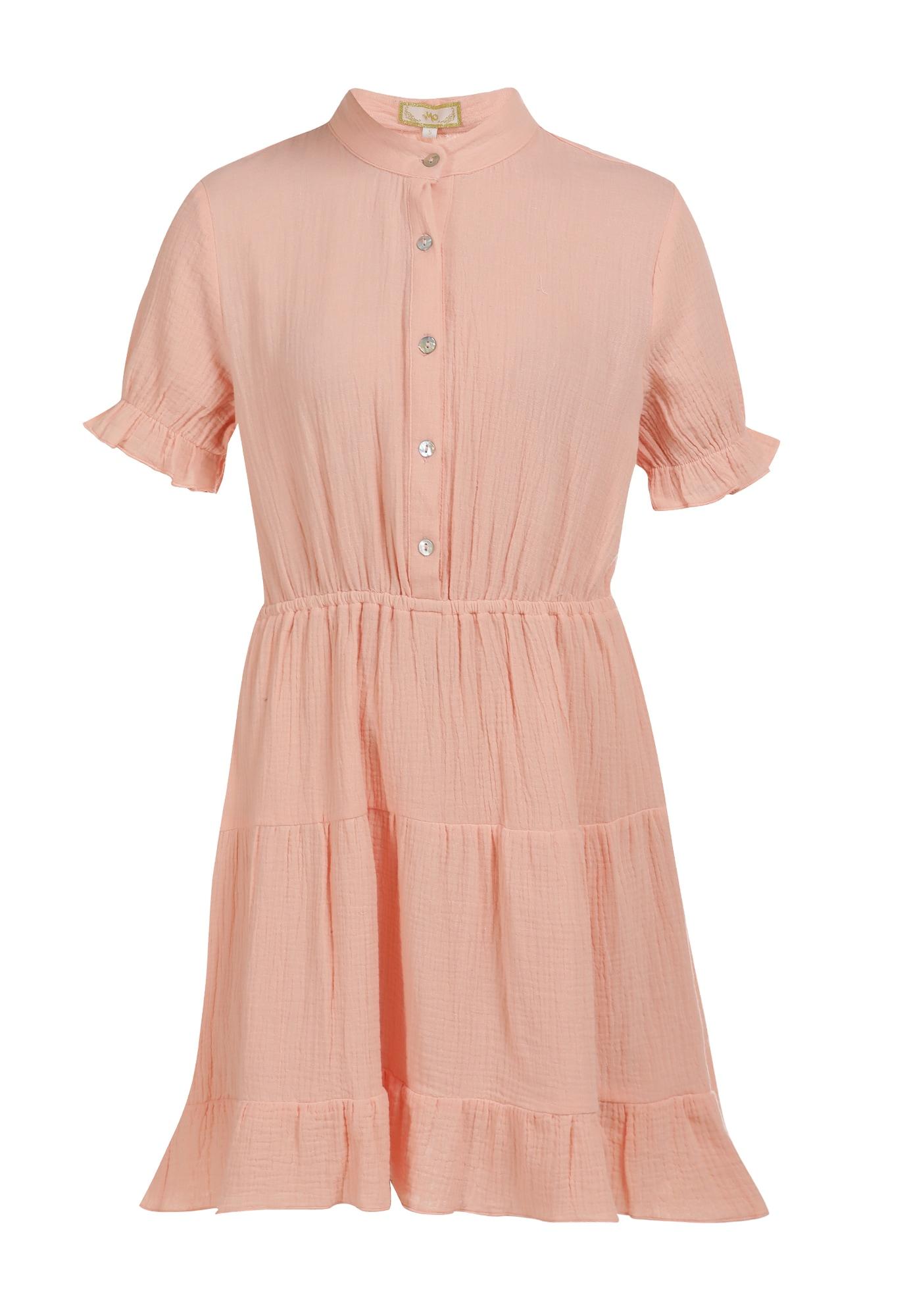 MYMO Palaidinės tipo suknelė kūno spalva