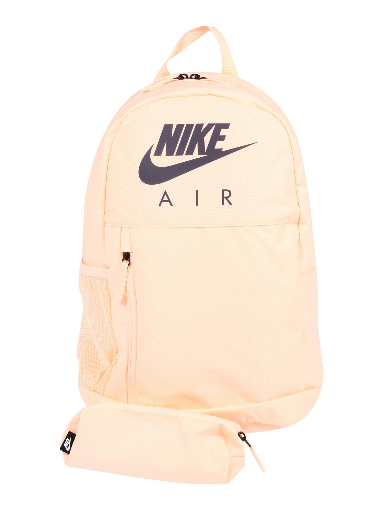 Nike Sportswear Kuprinė rožių spalva / slyvų spalva
