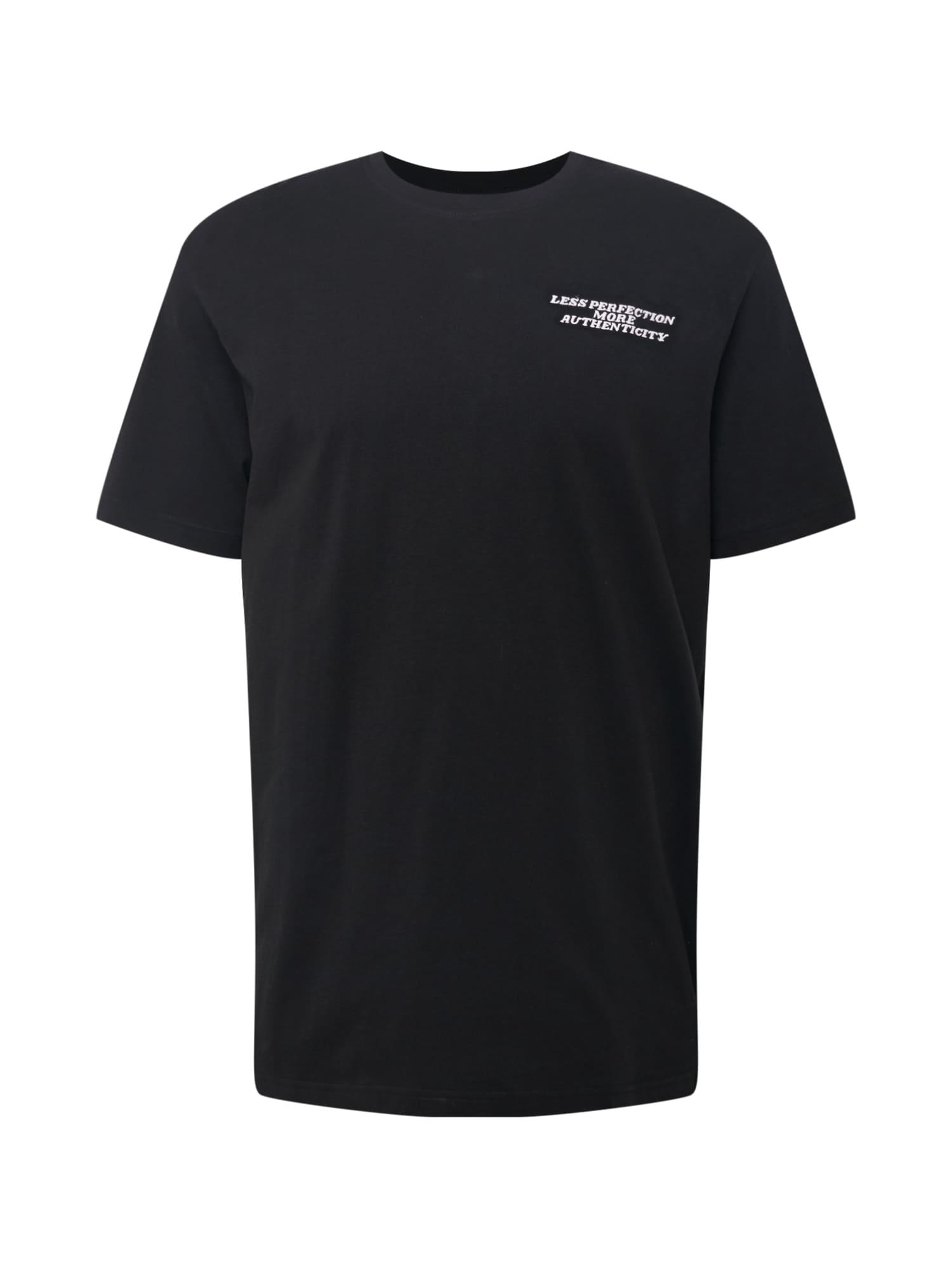 Rethink Status Marškinėliai juoda / mišrios spalvos
