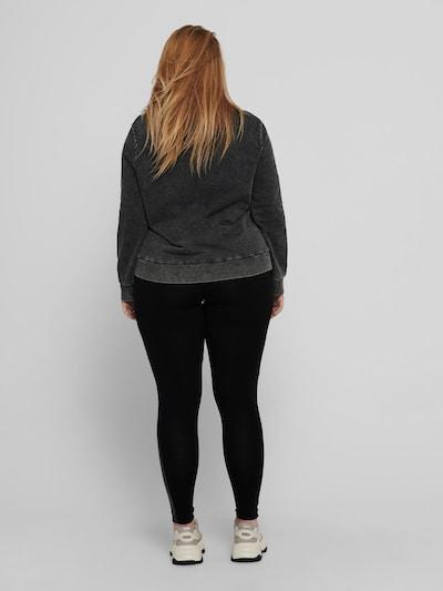 Only Carmakoma Elizabeth Life Sweatshirt mit grafischem Druck
