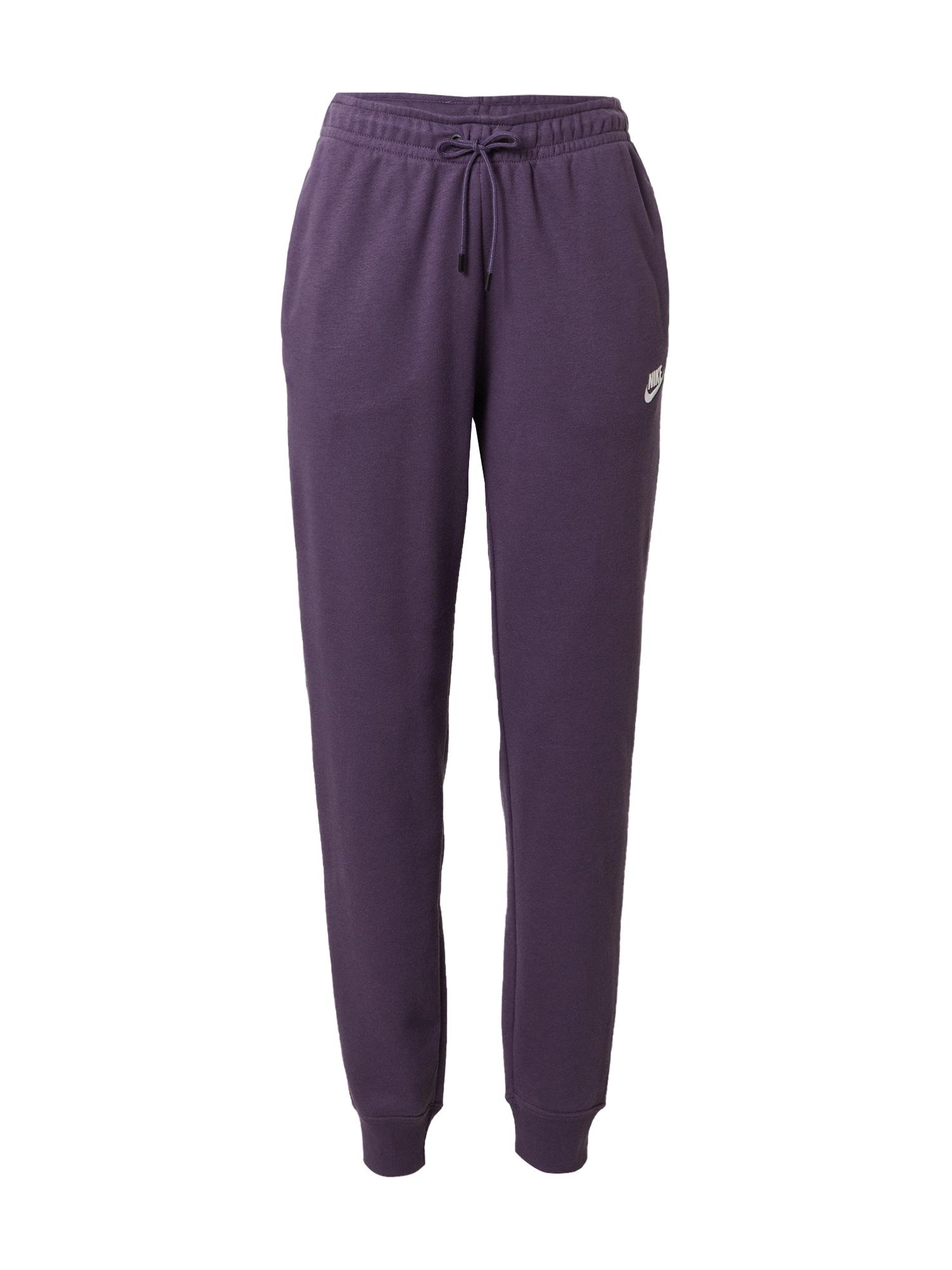 Nike Sportswear Kelnės tamsiai violetinė
