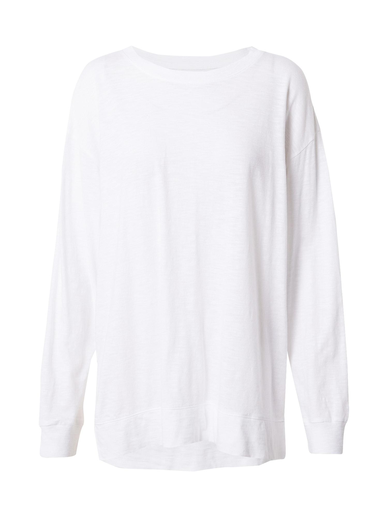 Abercrombie & Fitch Marškinėliai margai balta