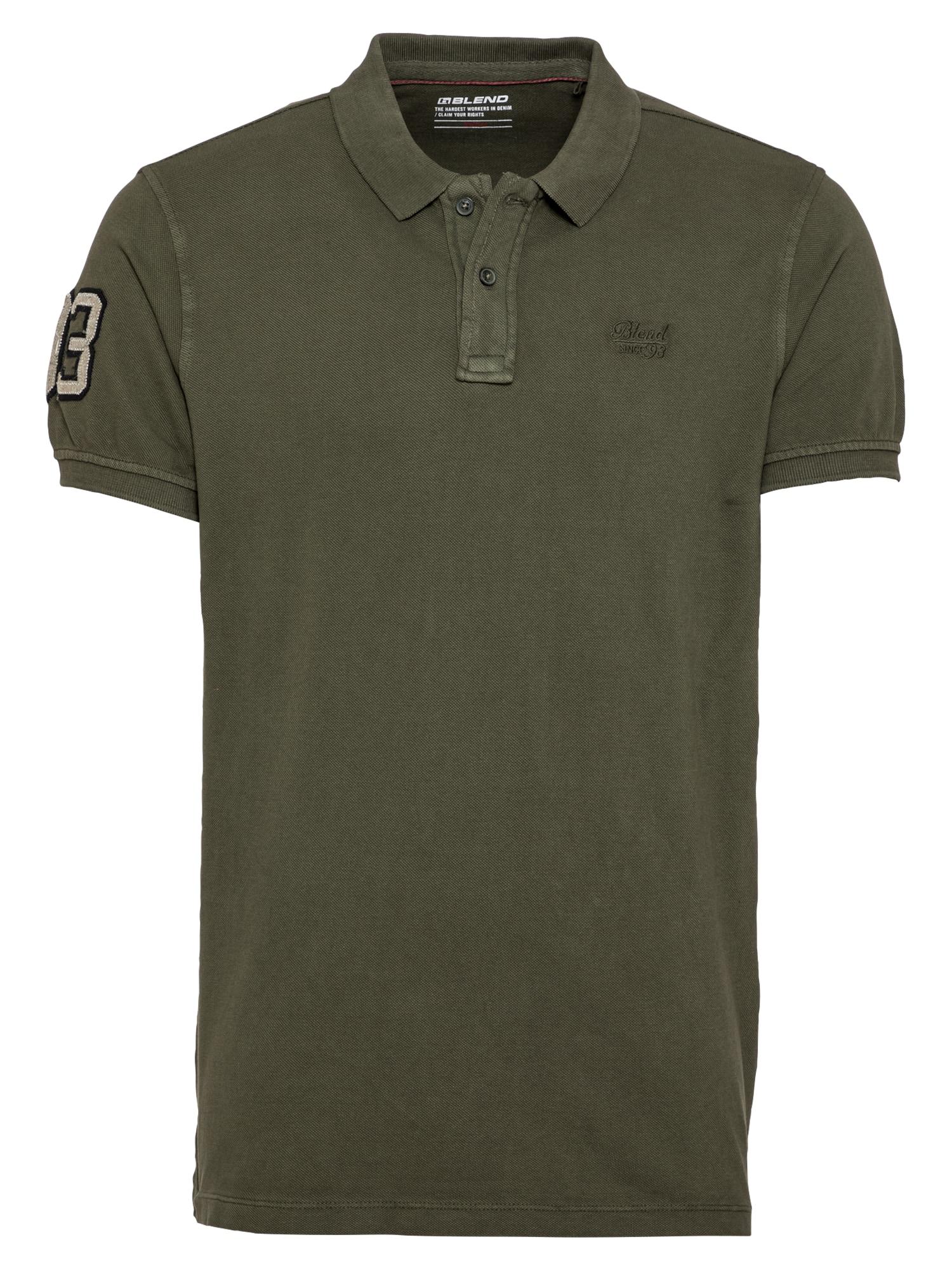 BLEND Marškinėliai įdegio spalva