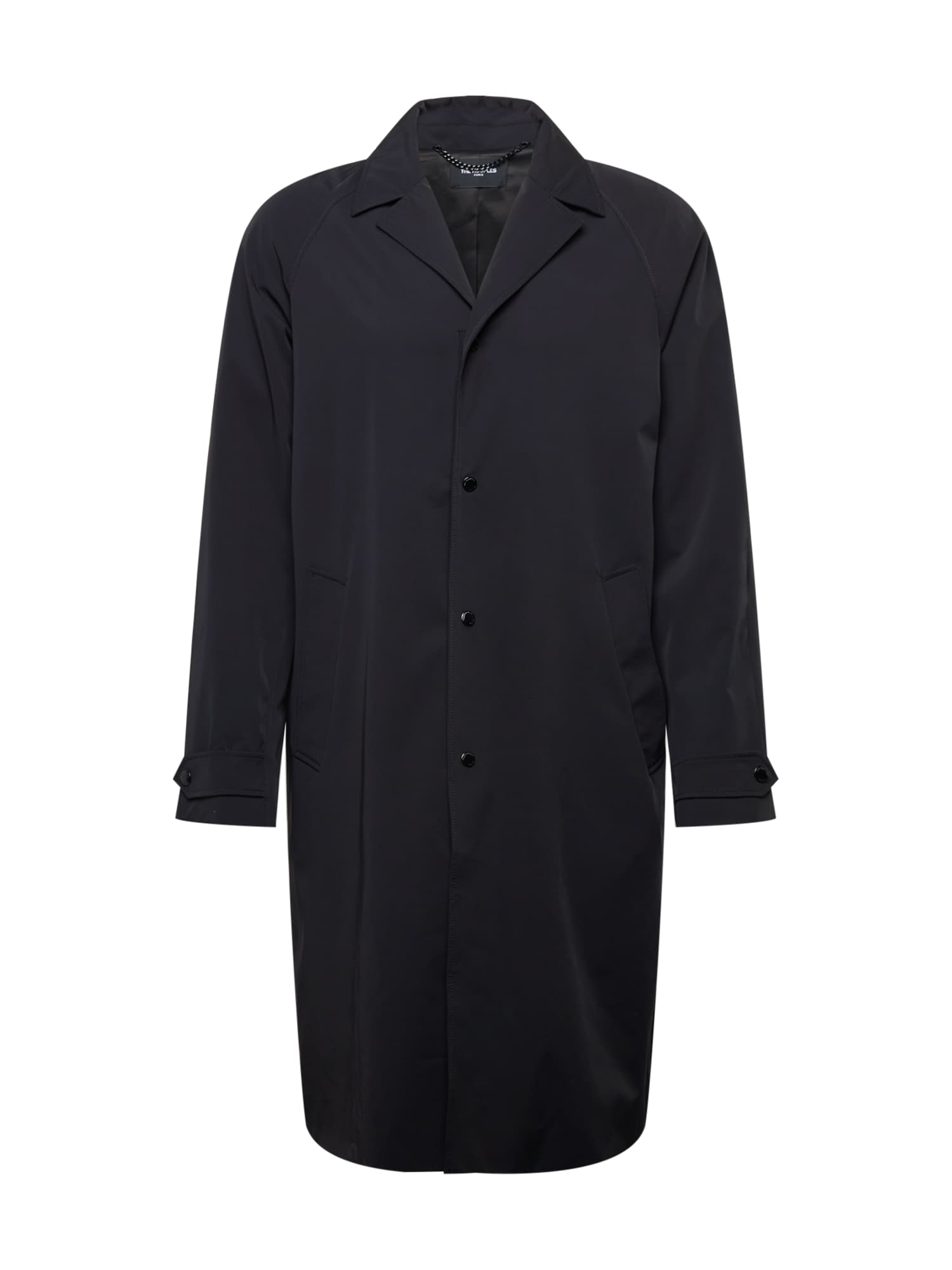 The Kooples Demisezoninis paltas juoda