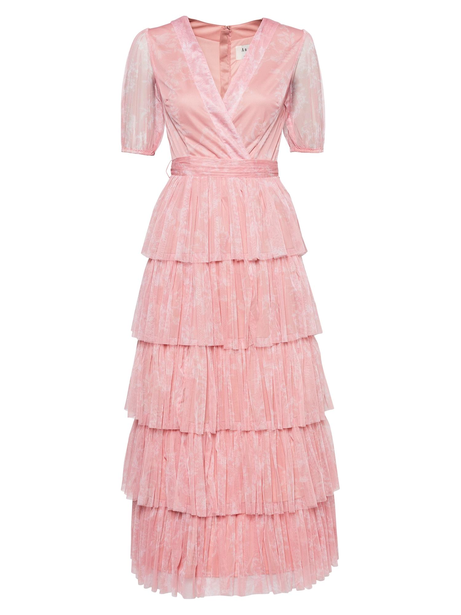 Maya Deluxe Vakarinė suknelė rožinė