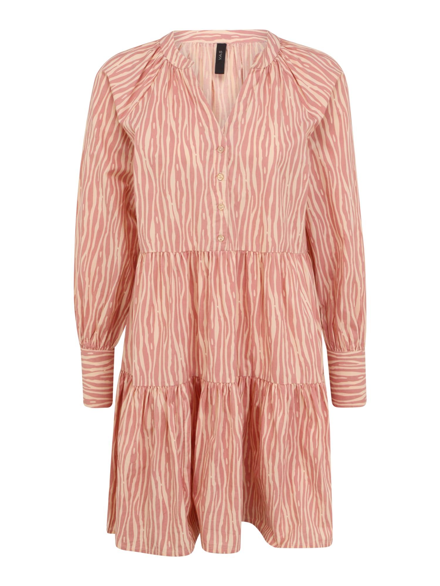 Y.A.S (Tall) Suknelė rožinė / pudros spalva