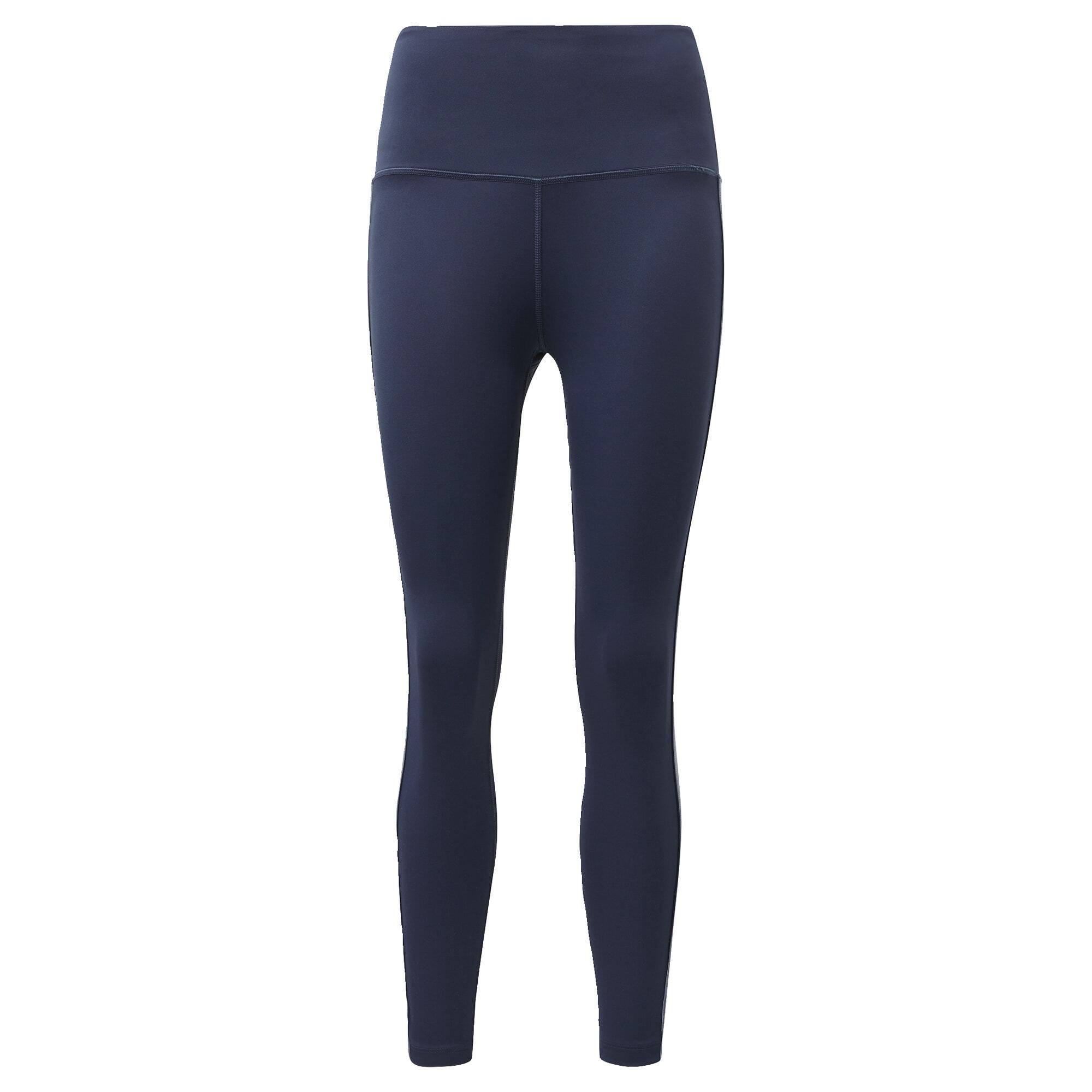 REEBOK Sportovní kalhoty  modrá