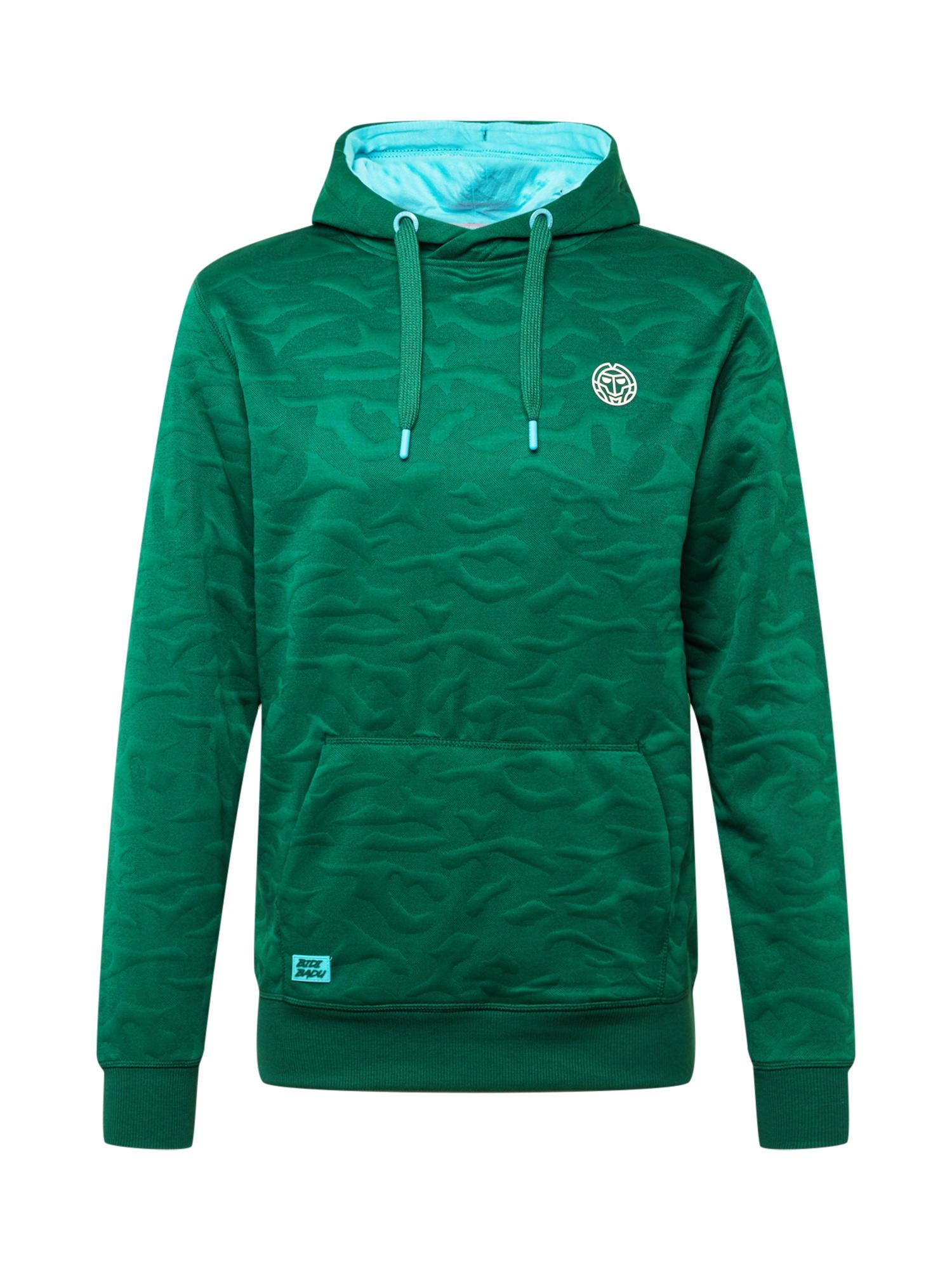 BIDI BADU Sportinio tipo megztinis tamsiai žalia