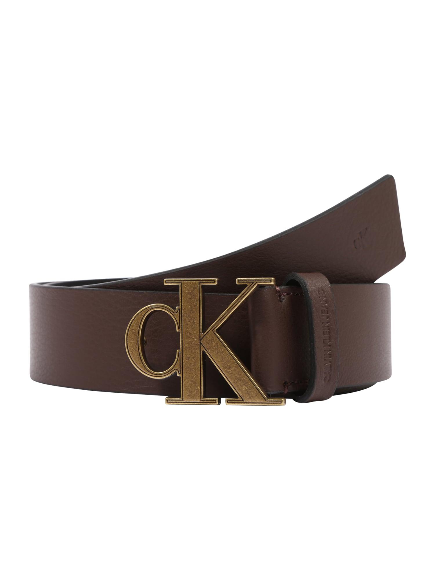 Calvin Klein Jeans Diržas ruda / auksas