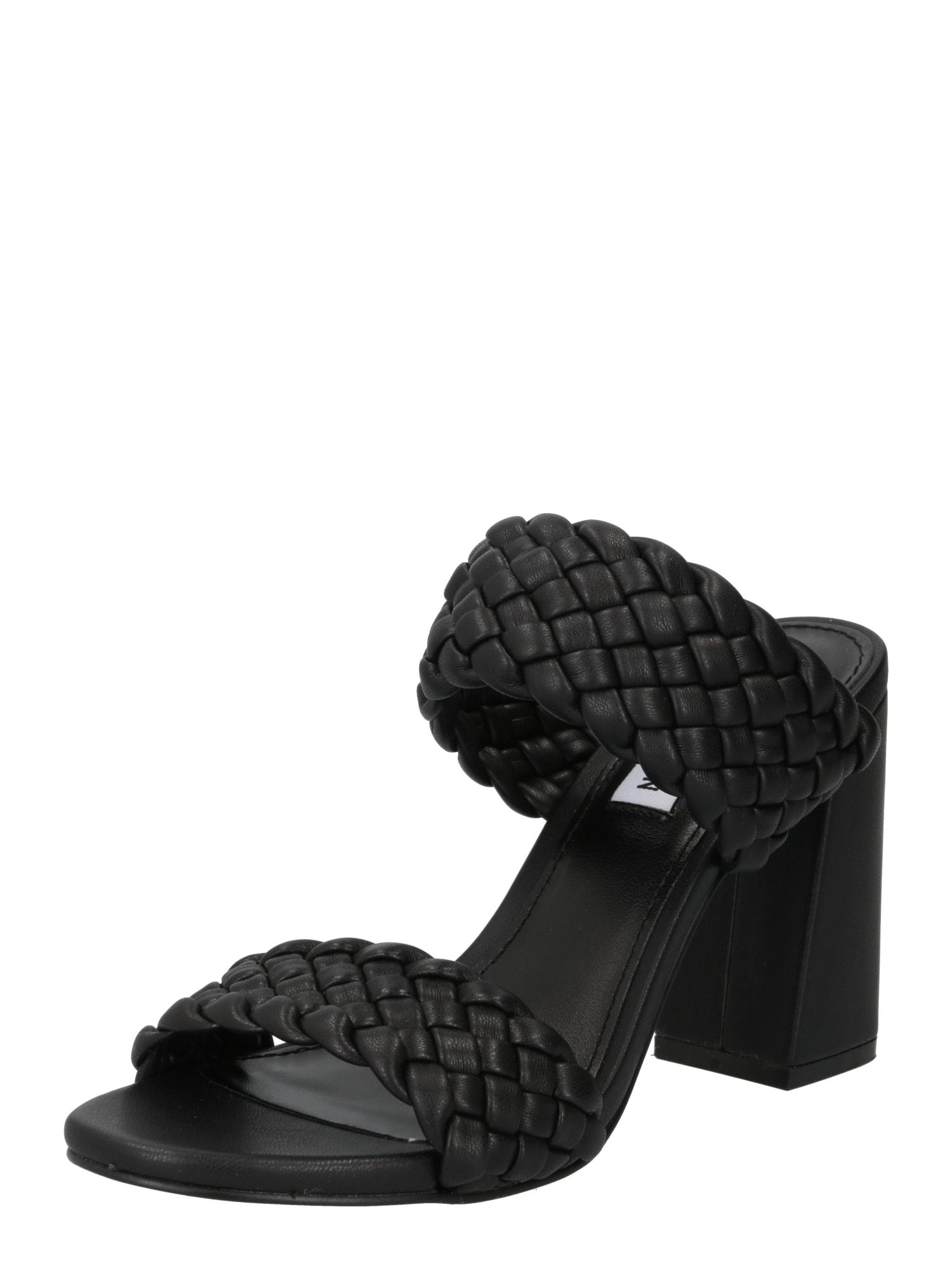 STEVE MADDEN Sandalai juoda