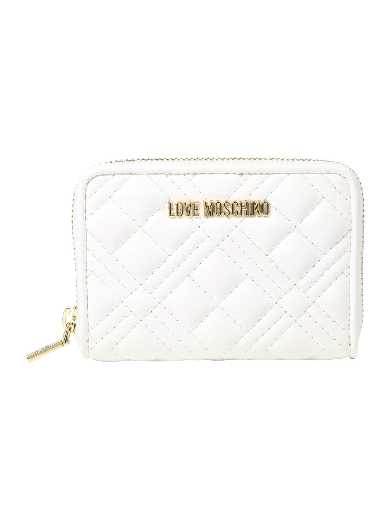 Love Moschino Piniginė balta