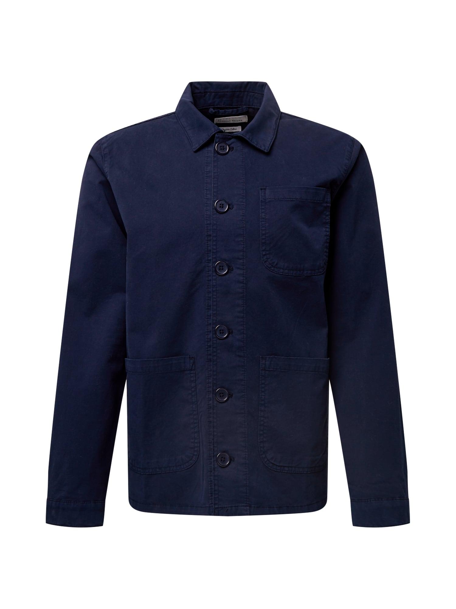 By Garment Makers Demisezoninė striukė tamsiai mėlyna