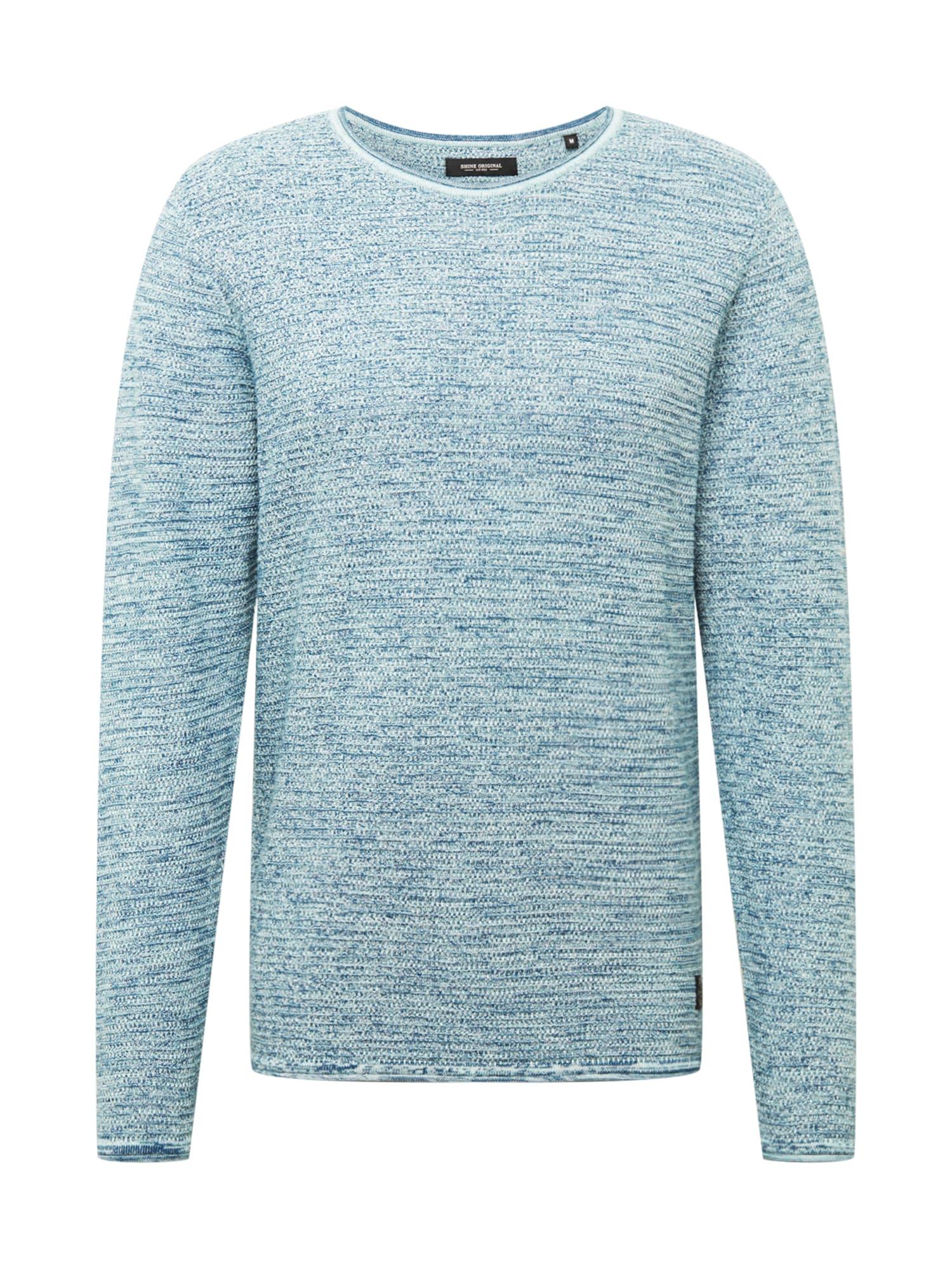 SHINE ORIGINAL Megztinis margai mėlyna
